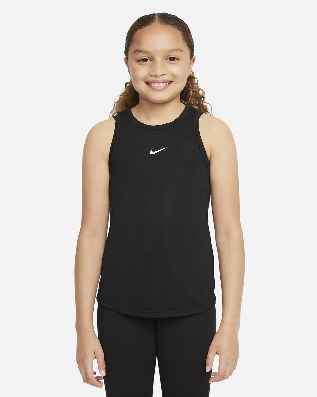 Nike Dri-FIT One Tanktop für ältere Kinder (Mädchen)