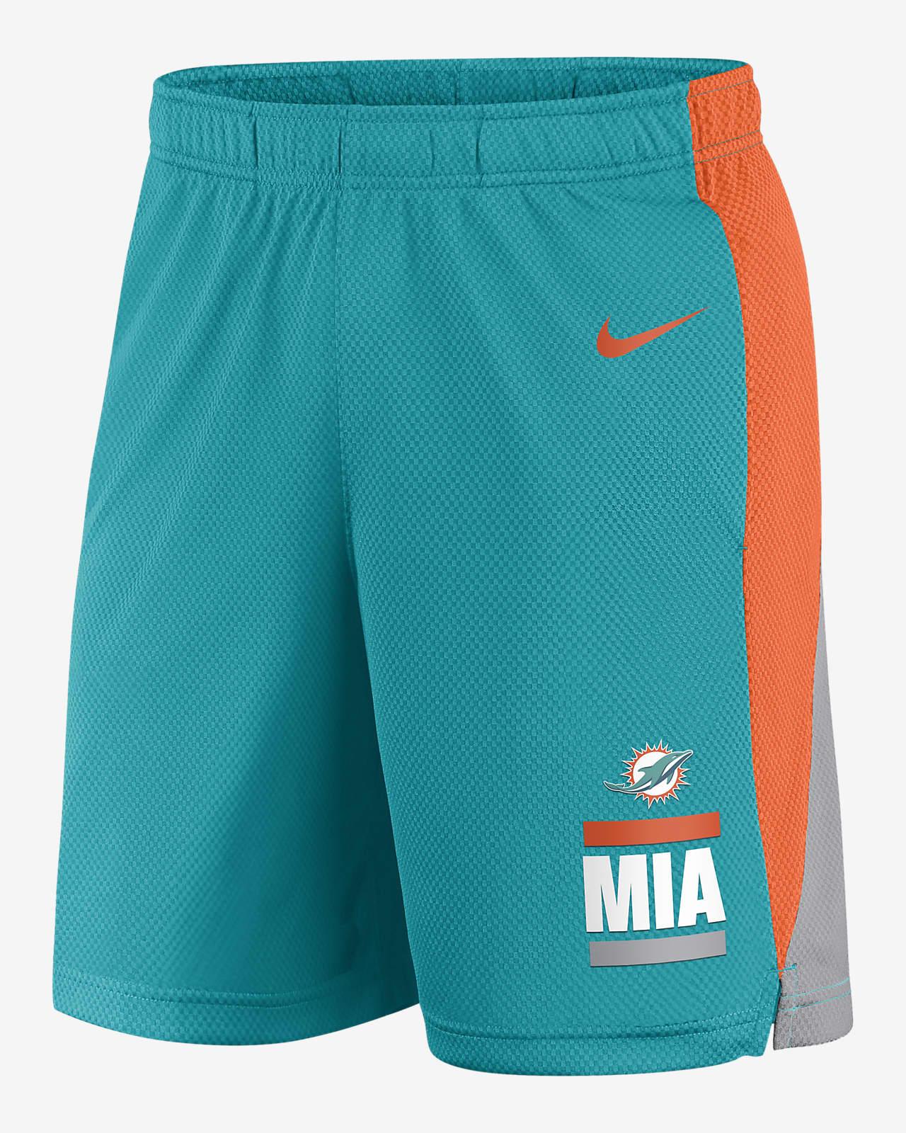 Nike Dri-FIT Broadcast (NFL Miami Dolphins) Men's Shorts