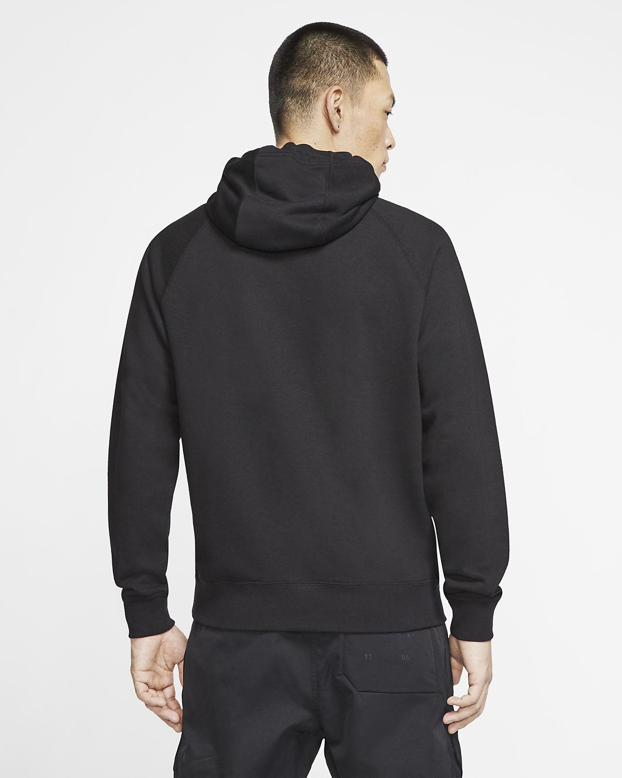 I-N-C Mens French Terry Hoodie Sweatshirt