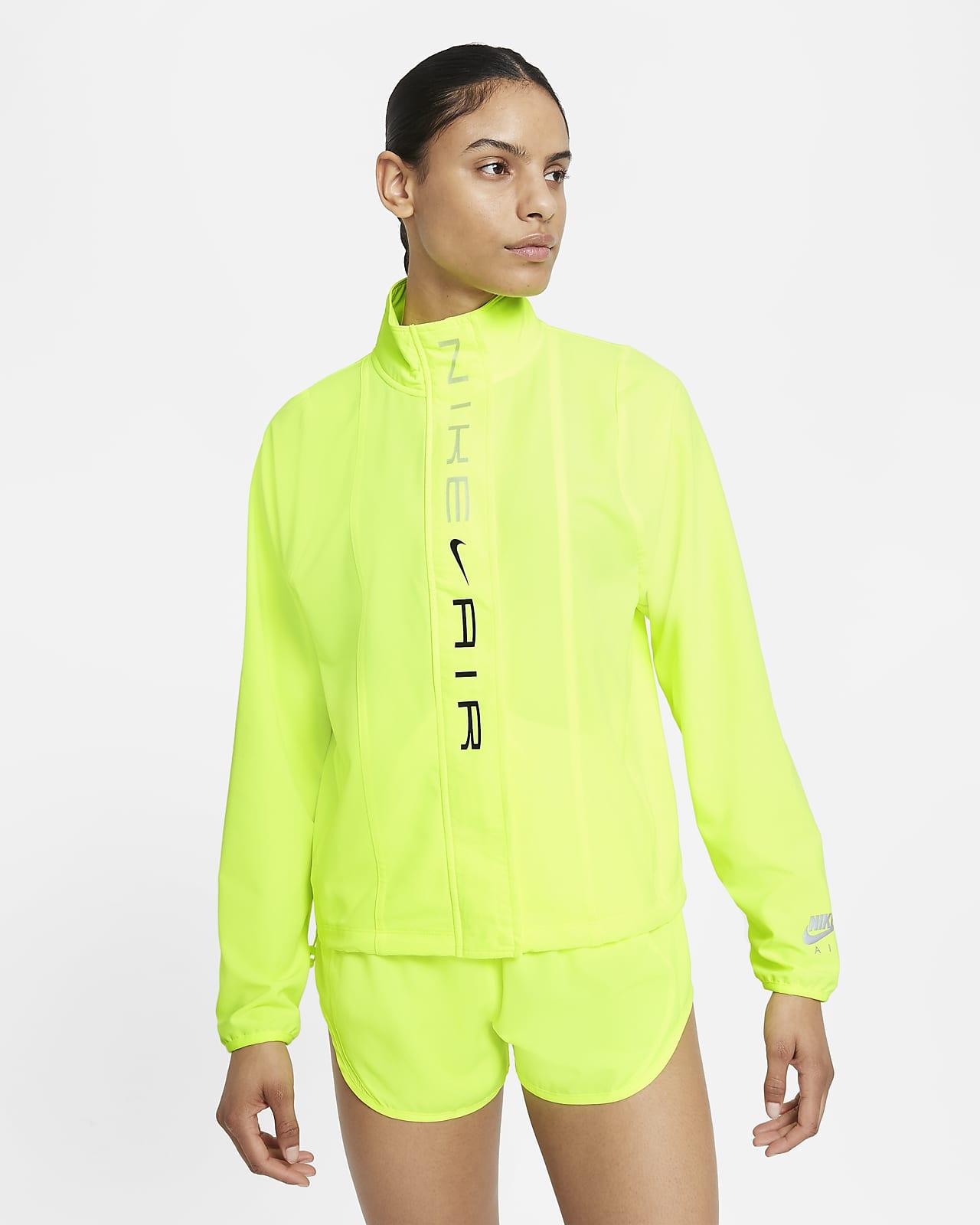 Nike Air Dri-FIT női futó-melegítőfelső