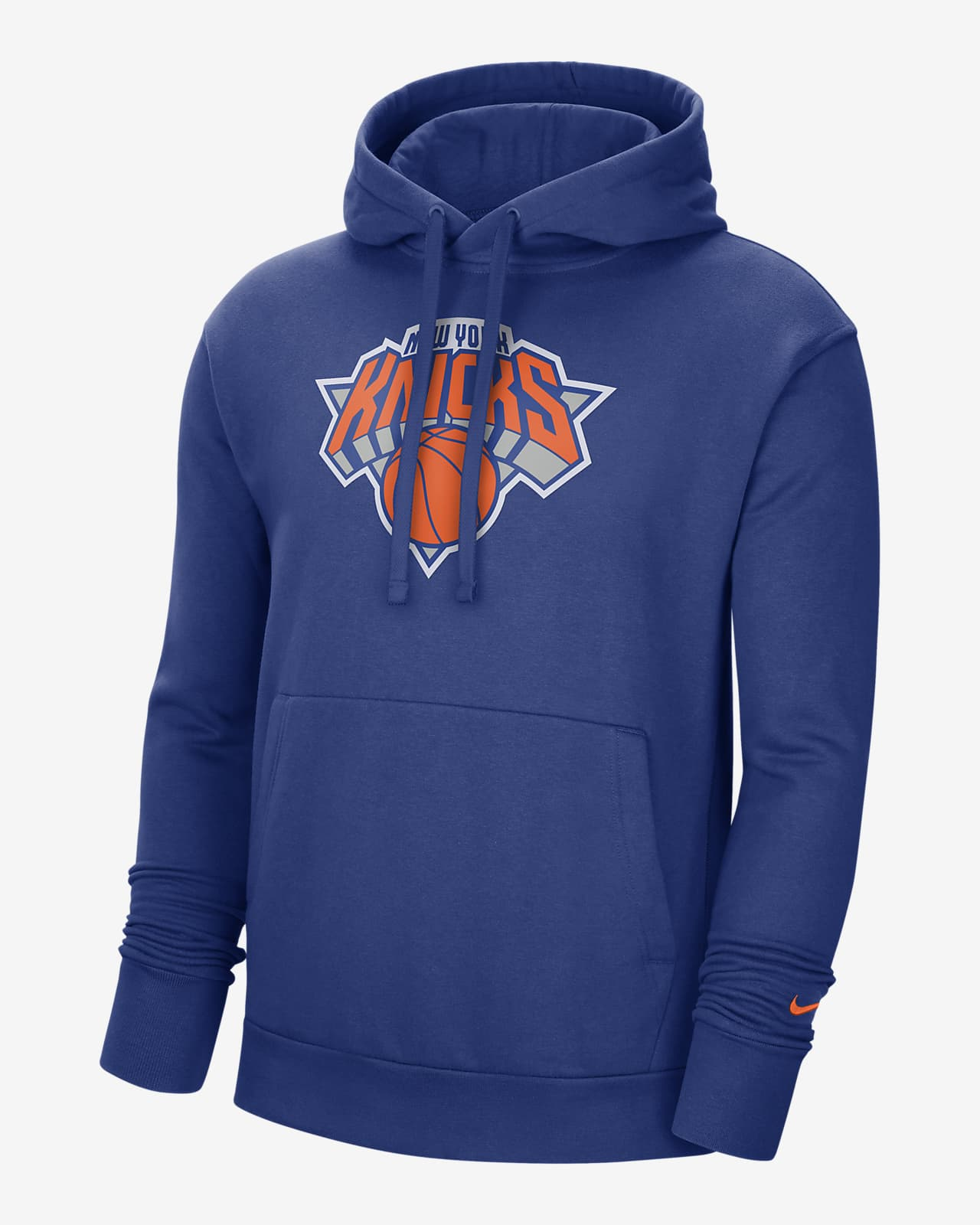 New York Knicks Essential Nike NBA-Hoodie für Herren