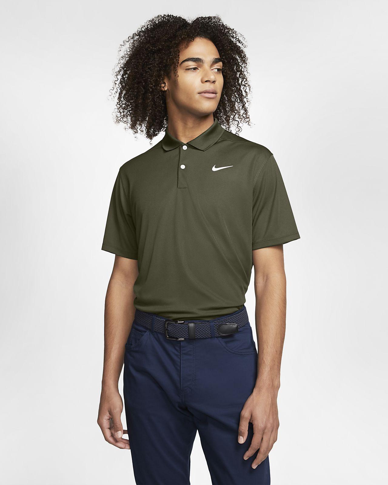 Nike Dri-FIT Victory Golfpolo voor heren