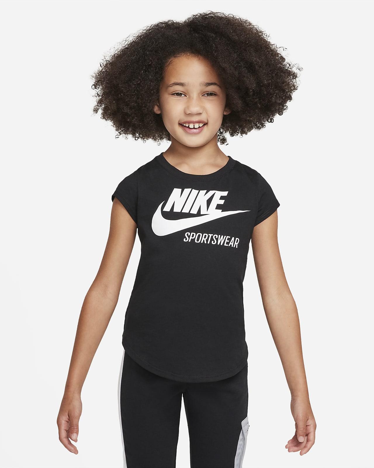 T-Shirt Nike Sportswear para criança