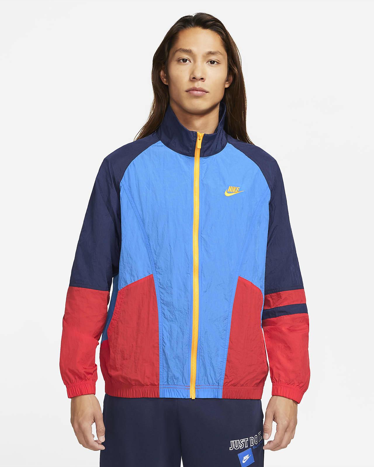 Nike Sportswear 男子无衬里夹克