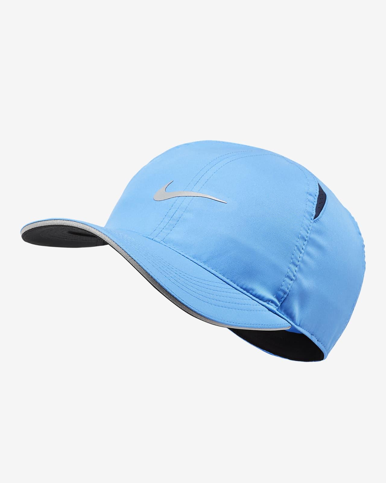 หมวกแก๊ปวิ่ง Nike AeroBill Featherlight