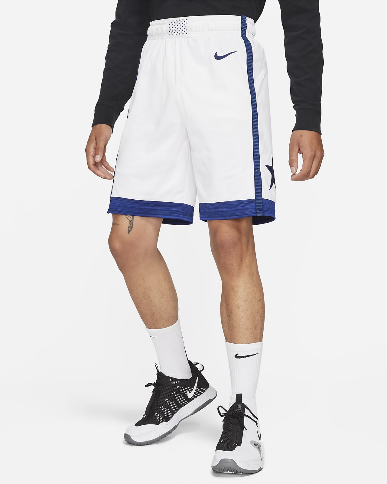 Nike Team USA Authentic (Home) Men's Basketball Shorts