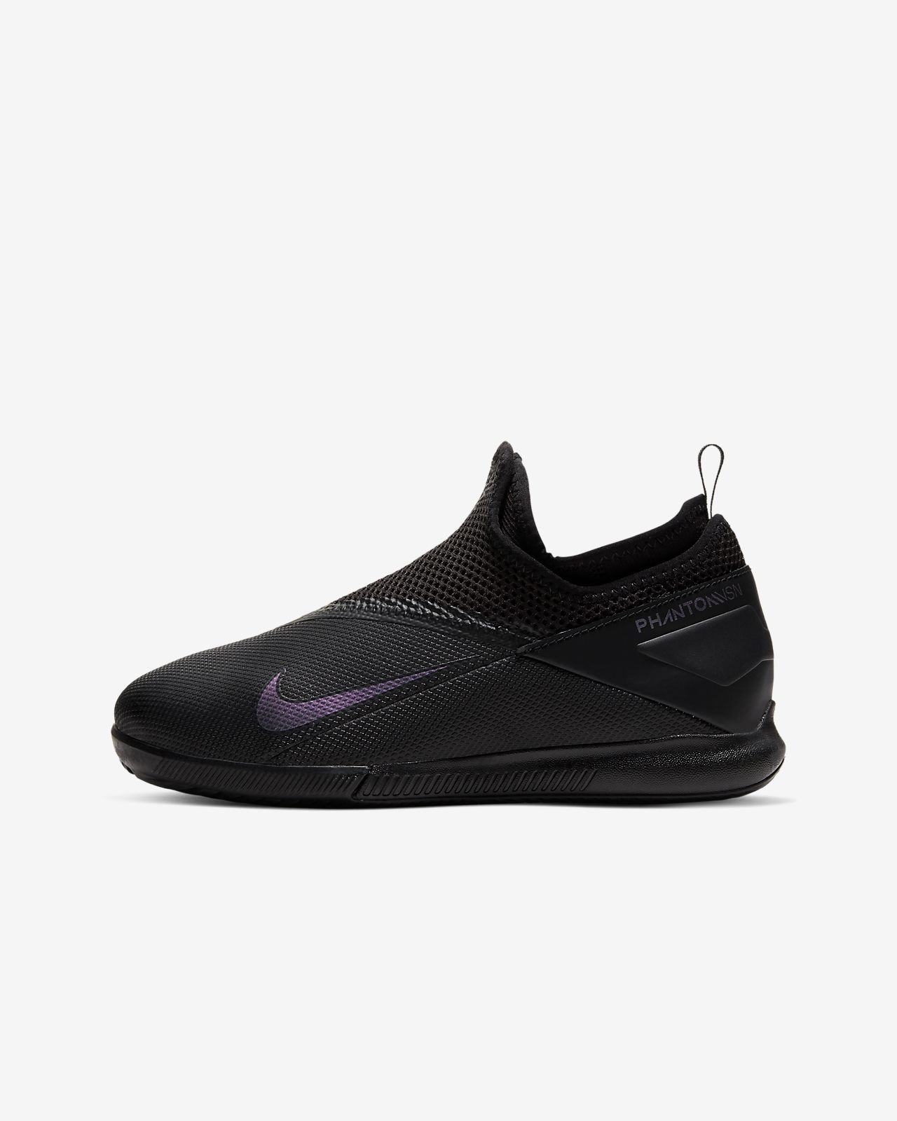 Nike Jr. Phantom Vision 2 Academy Dynamic Fit IC YoungerOlder Kids' Indoor Court Football Shoe