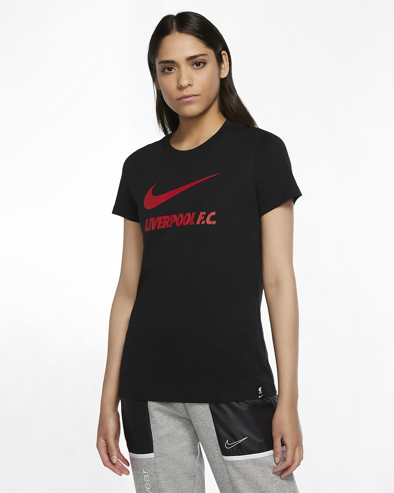 Liverpool F.C. Women's Football T-Shirt