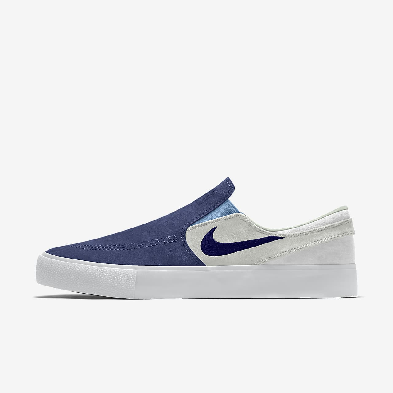 Chaussure de skateboard personnalisable Nike SB Zoom Janoski RM By You