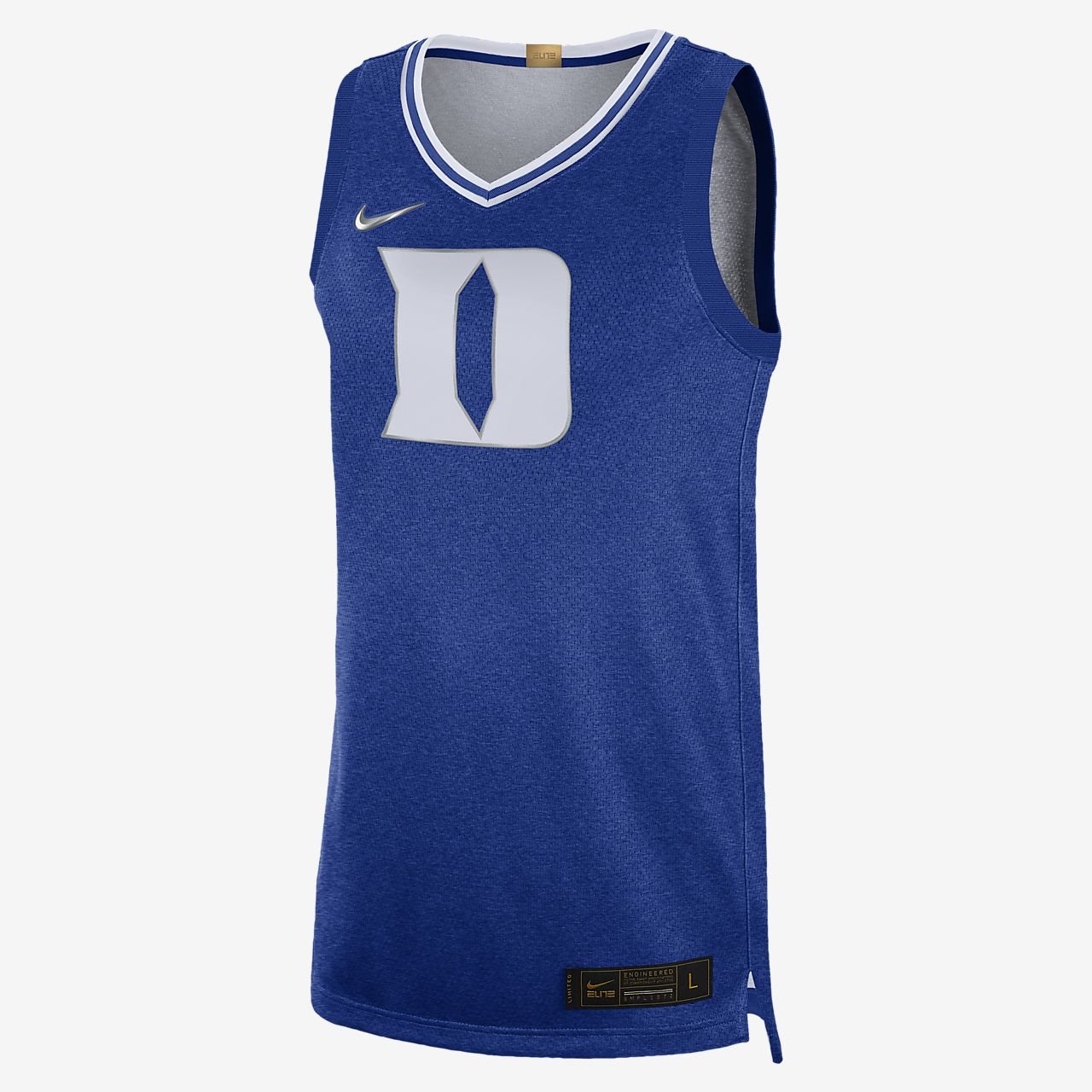 Nike College (Duke) Men's Limited Basketball Jersey