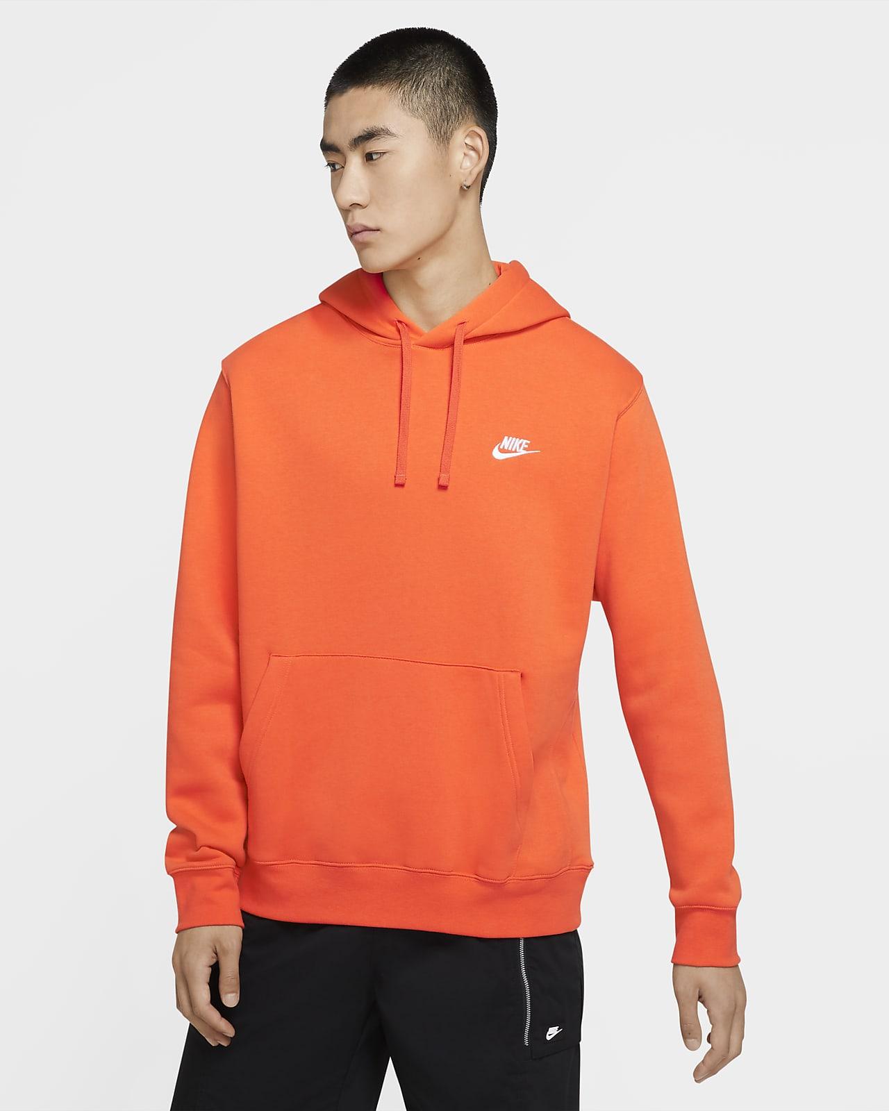 Huvtröja Nike Sportswear Club Fleece
