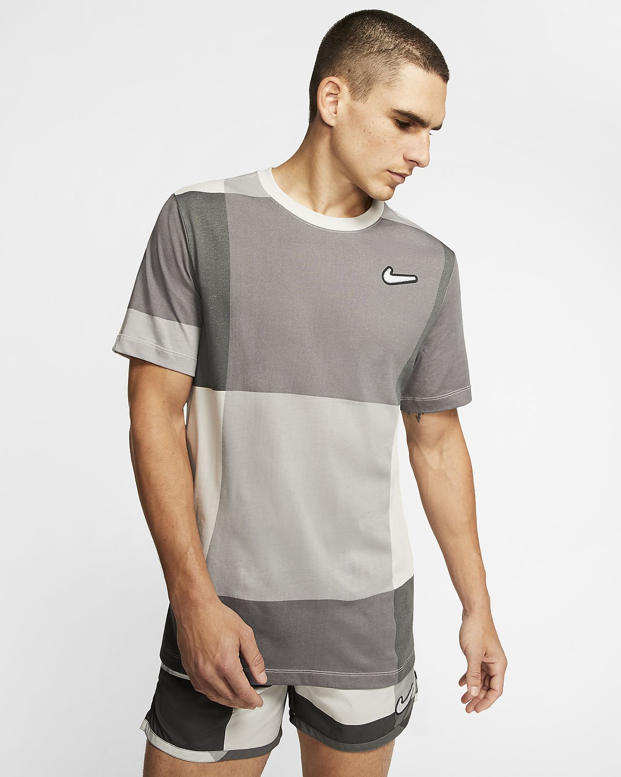 Men/'s Nike Standard Fit Dri-Fit Running Shirt