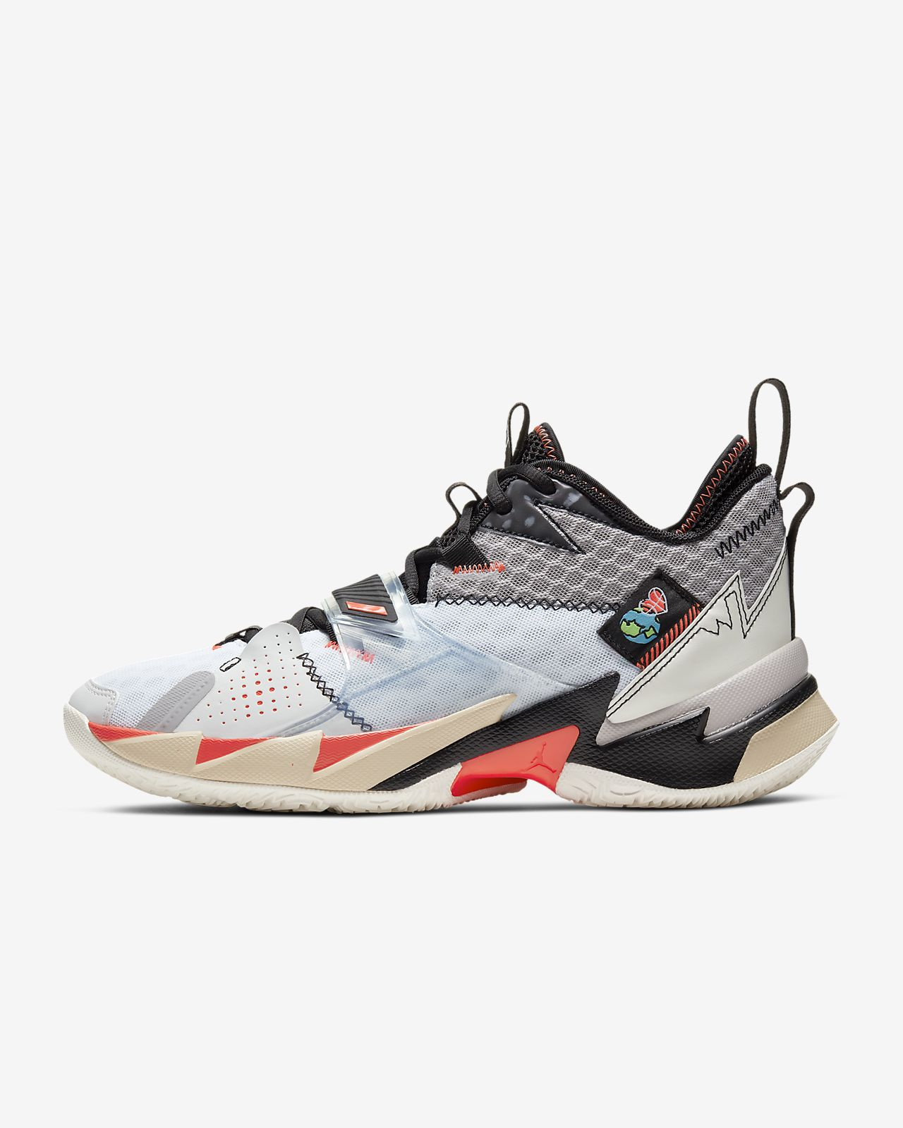 Jordan Why Not? Zer0.3 Basketball Shoe