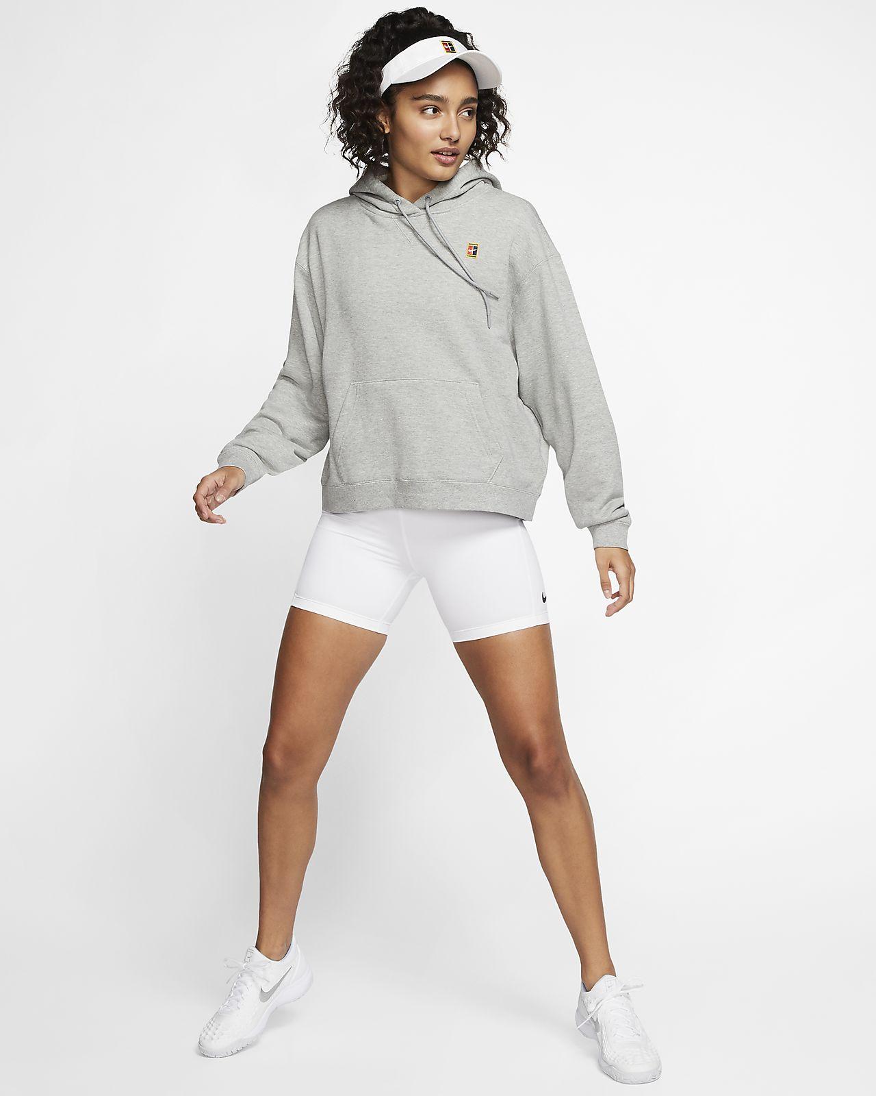 NikeCourt Tennishoodie voor dames