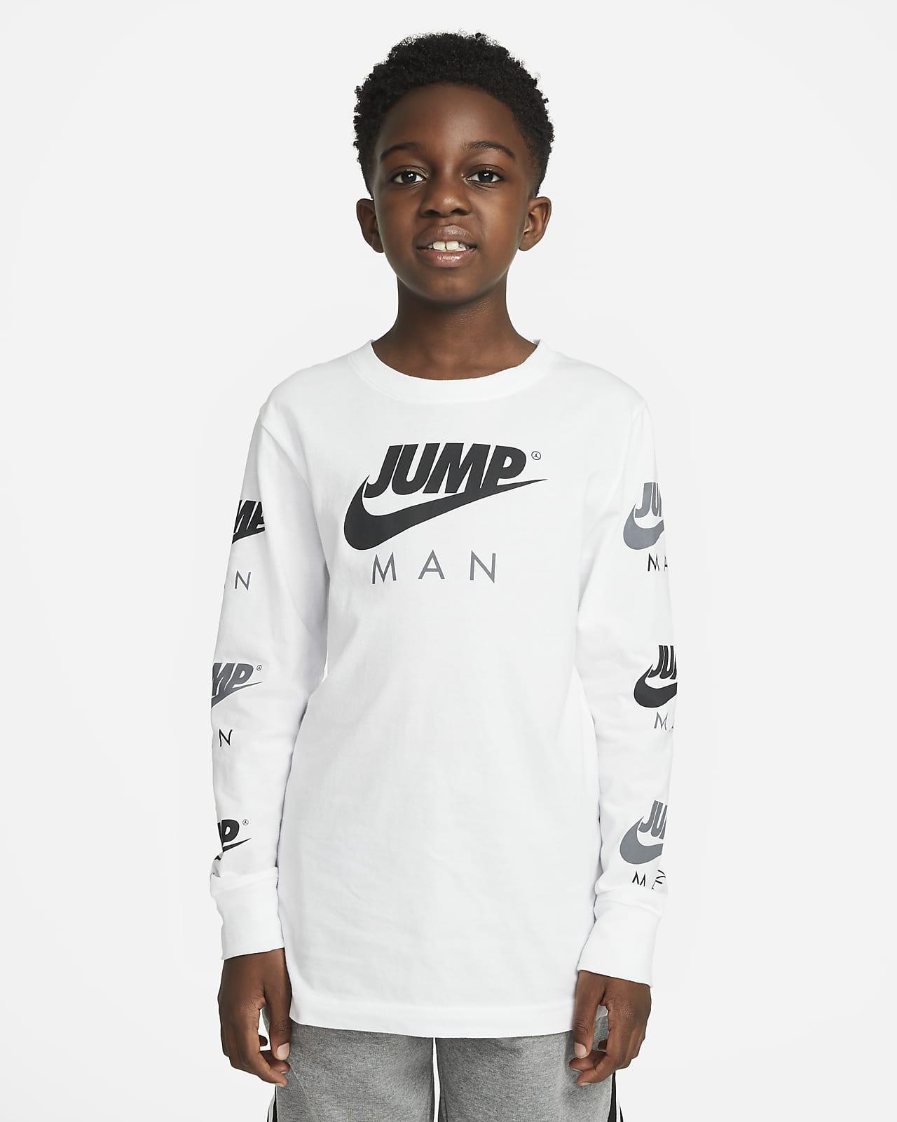 Jordan Jumpman Older Kids' (Boys') T-Shirt