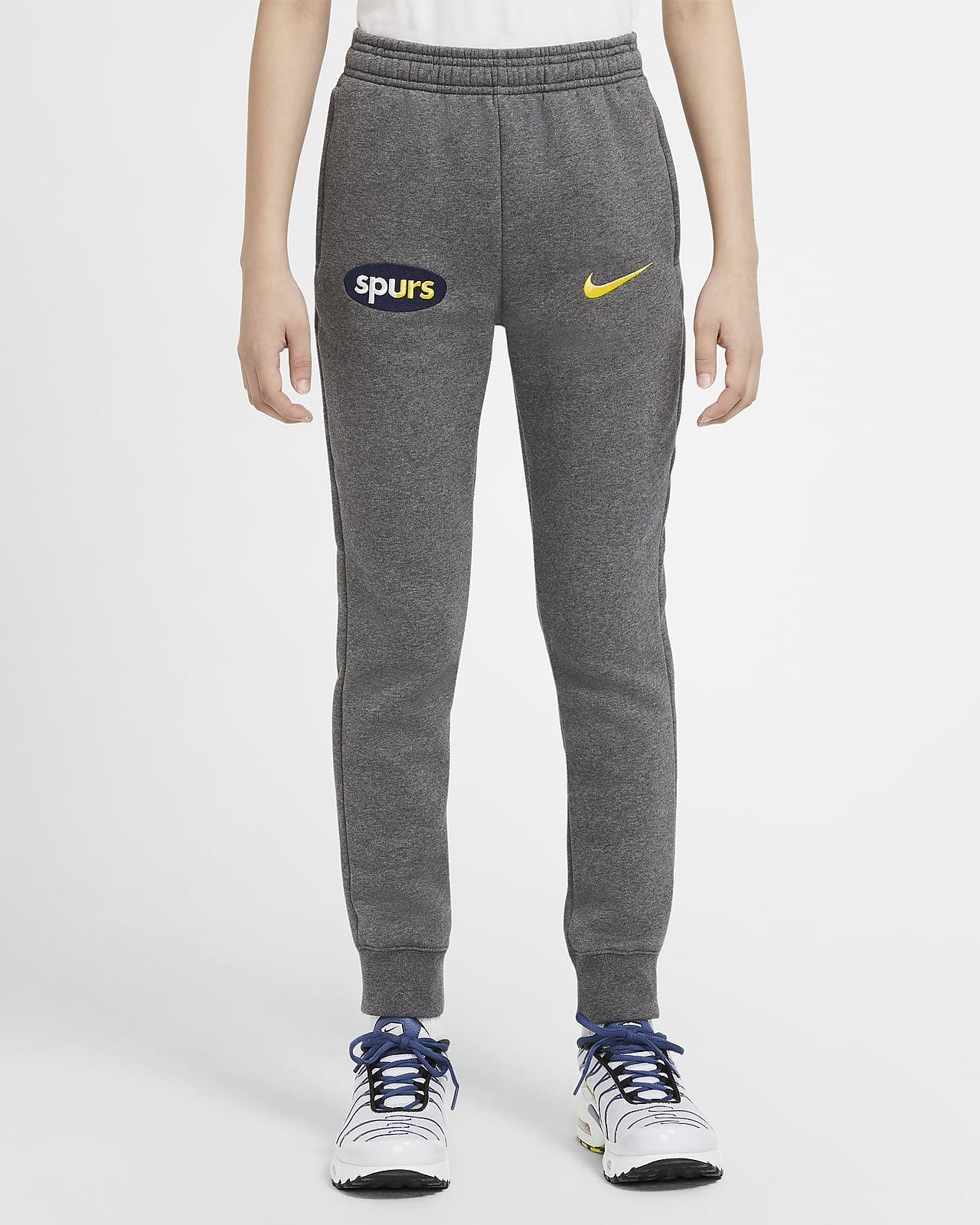 Pantalon de football en tissu Fleece Tottenham Hotspur pour Enfant plus âgé
