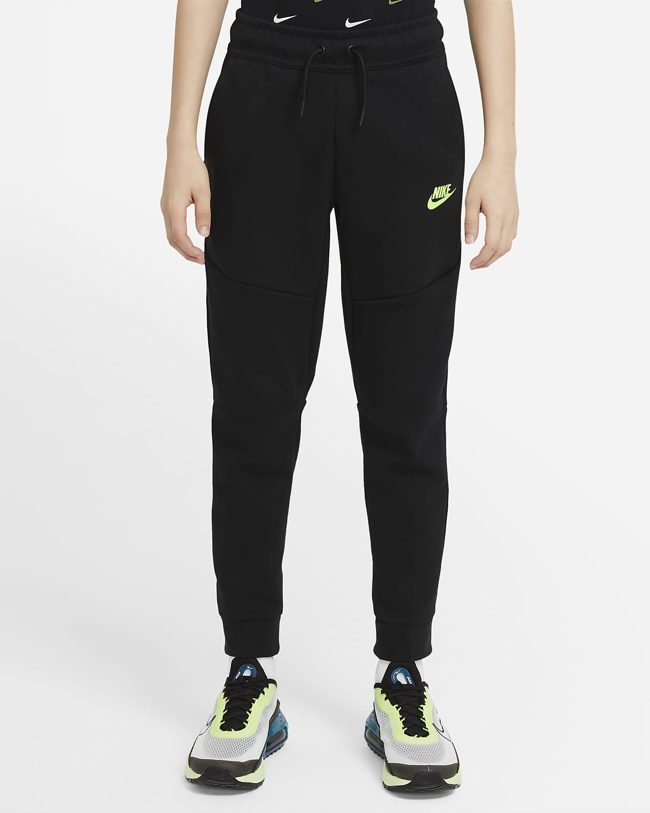 Calças Nike Sportswear Tech Fleece Júnior (Rapaz)