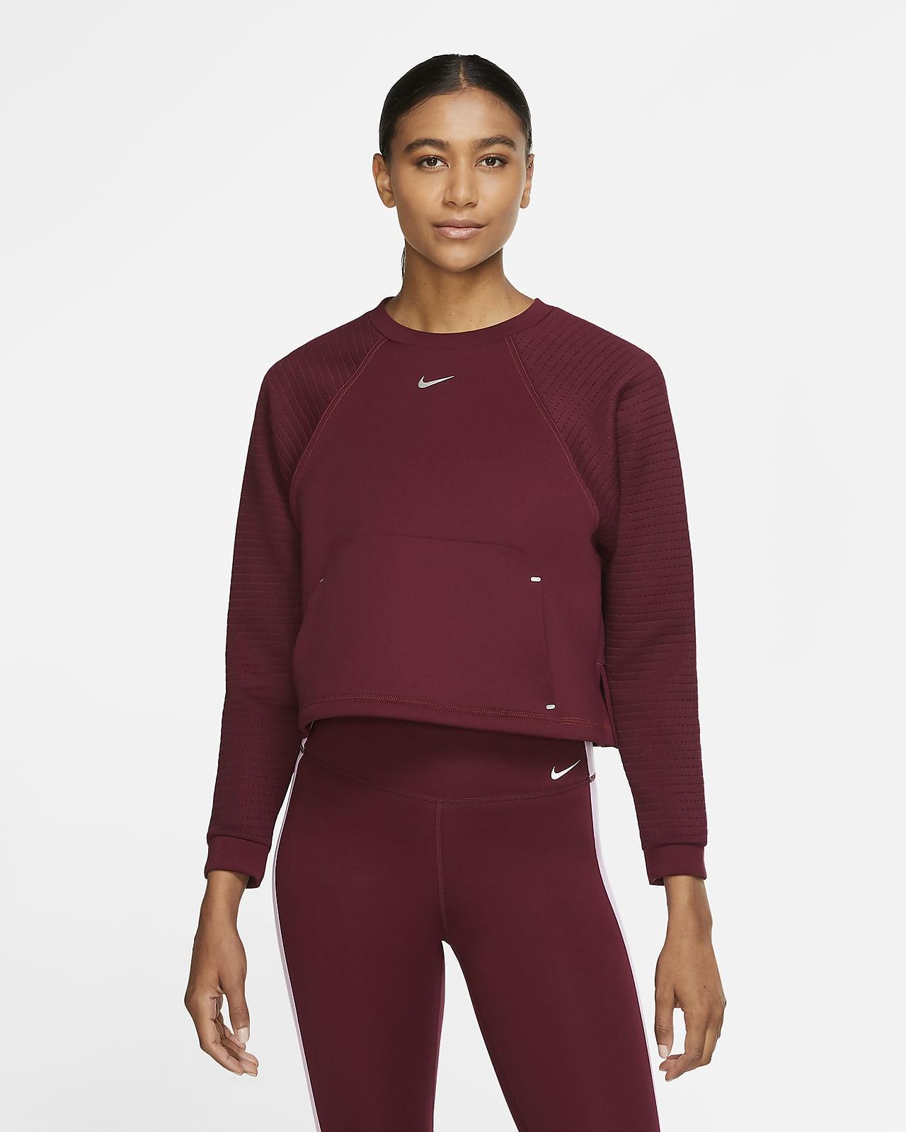 Женский флисовый свитшот Nike Pro