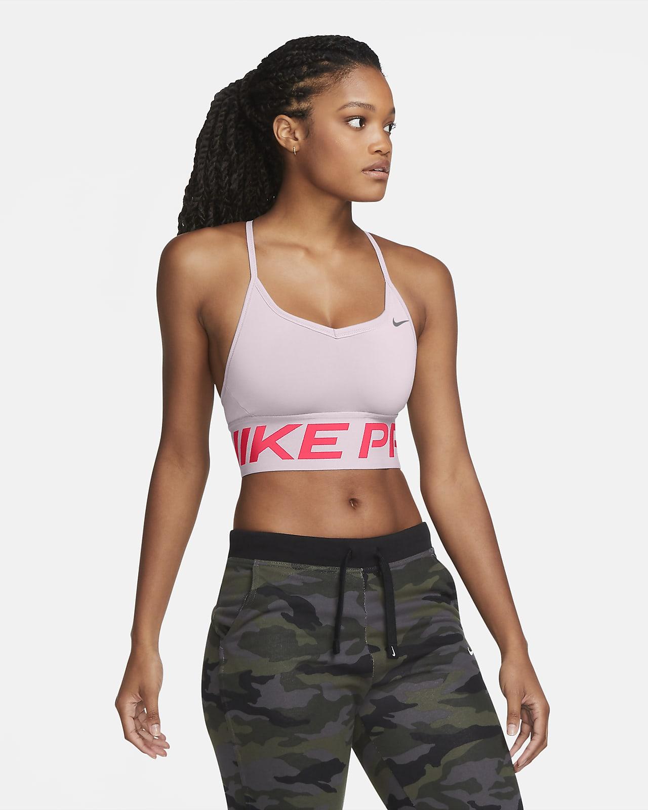 Bra a sostegno leggero Nike Pro Indy - Donna