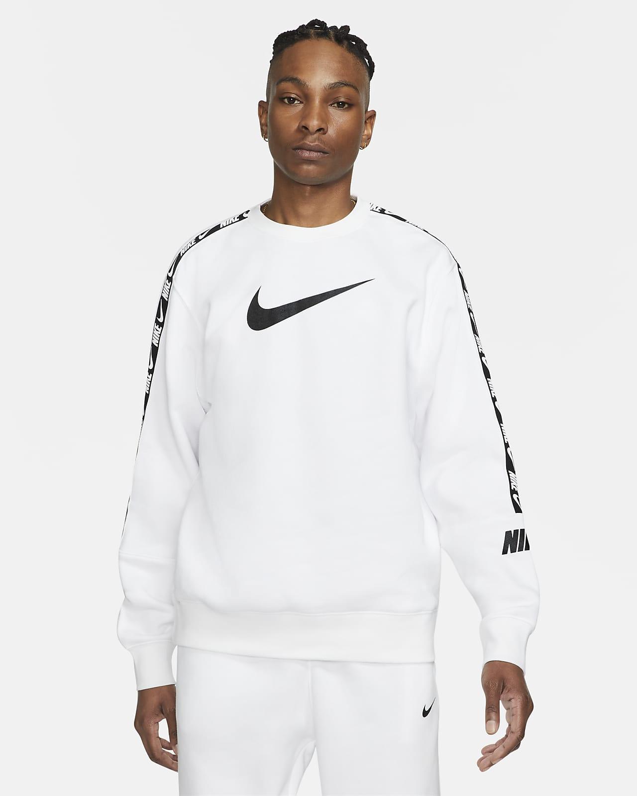 Nike Sportswear Fleecetop met ronde hals voor heren