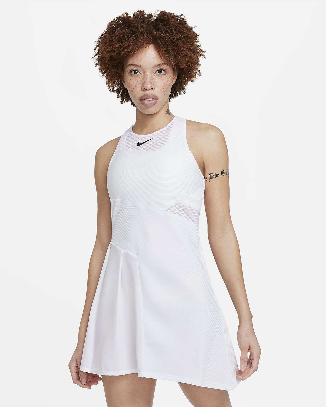 NikeCourt Dri-FIT ADV Slam Vestido de tenis - Mujer