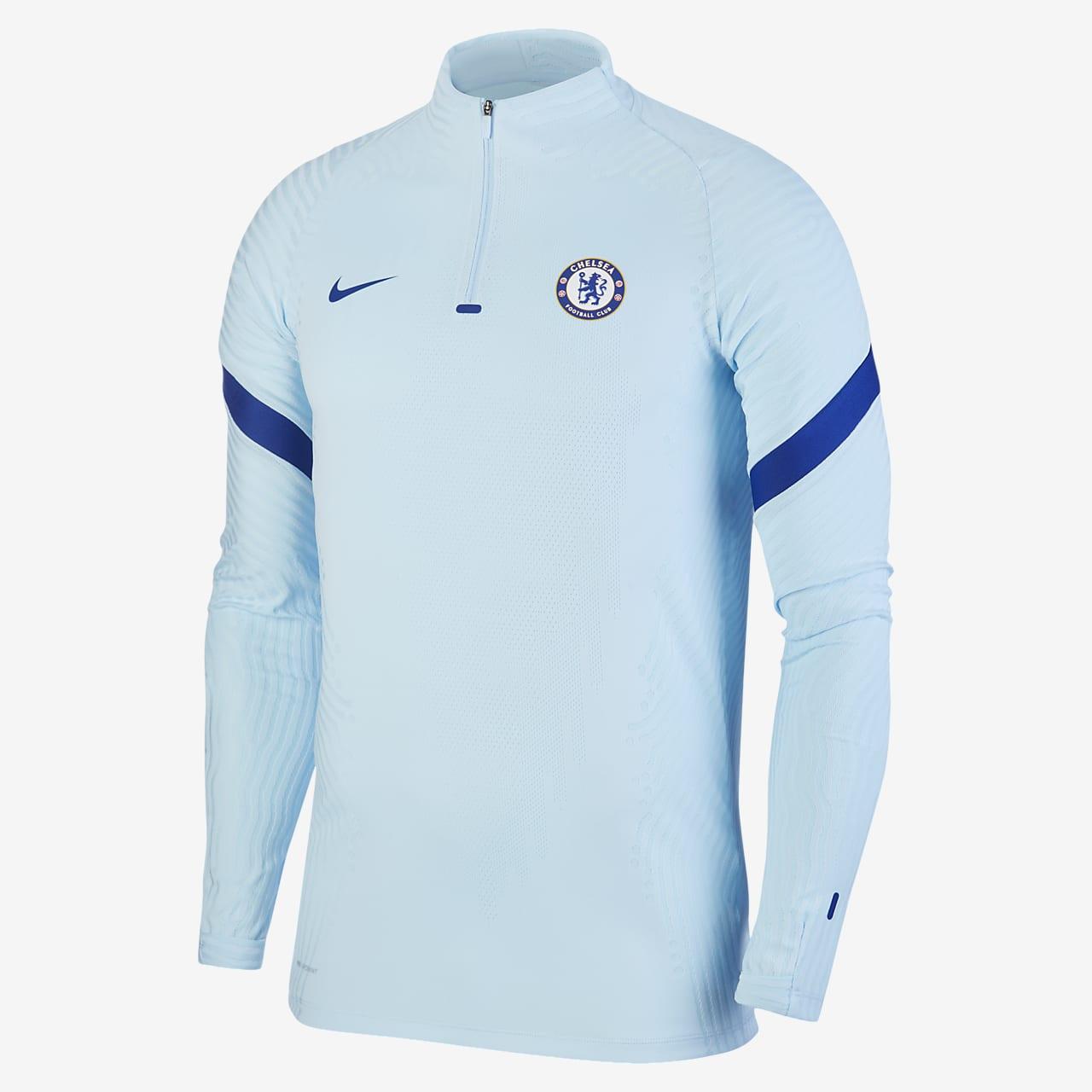 Haut d'entraînement de football Chelsea FC VaporKnit Strike pour Homme
