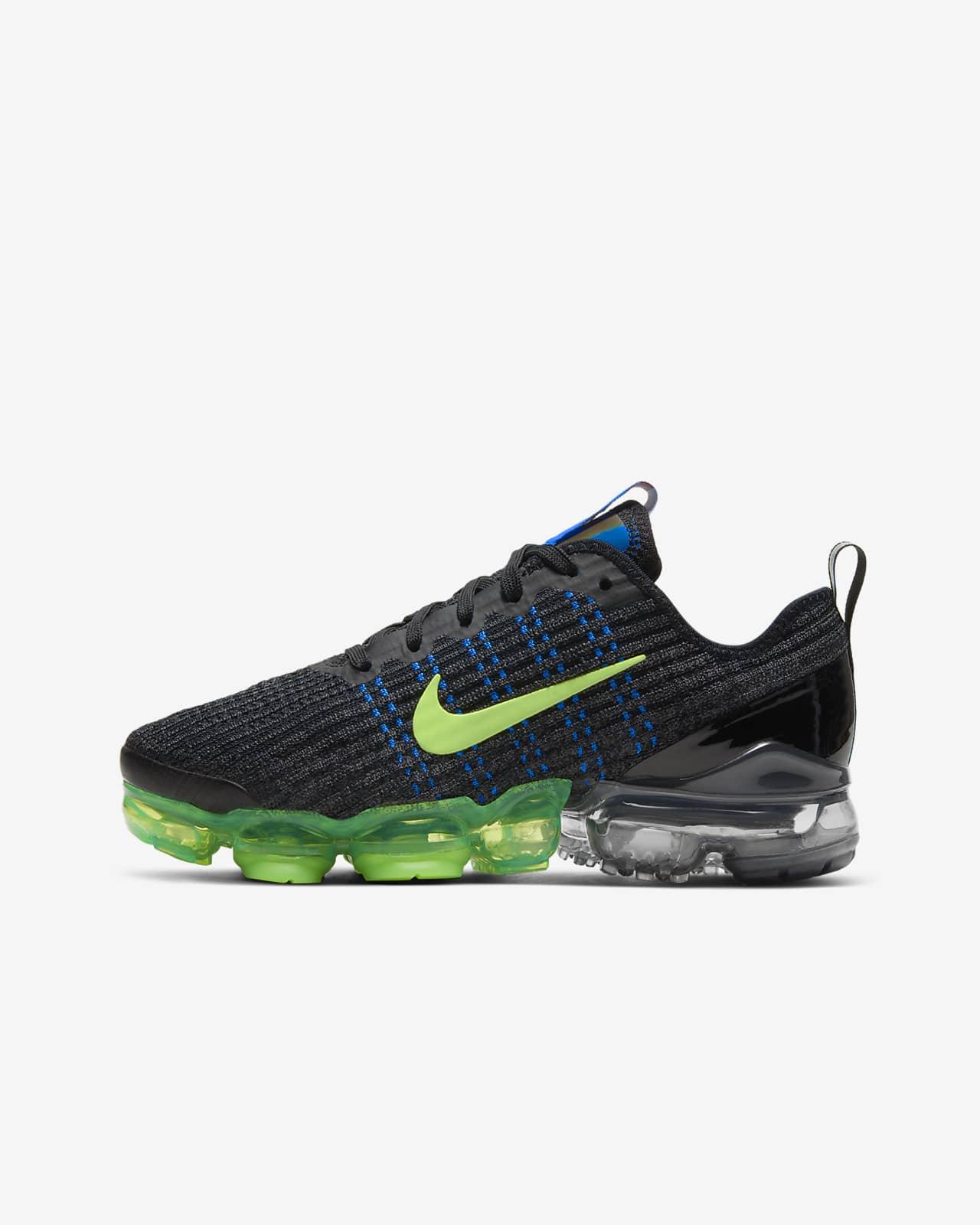 Nike Air VaporMax Flyknit 3 Big Kids' Shoe