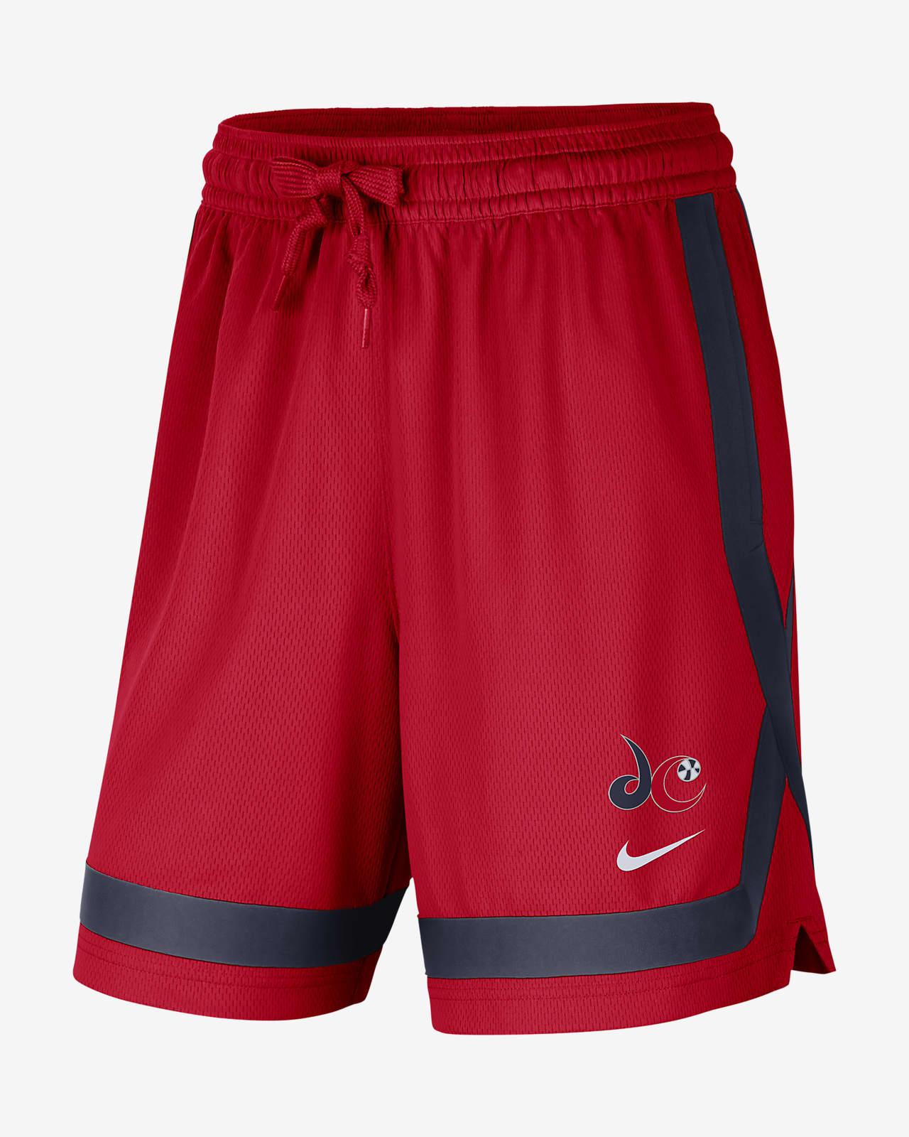 Washington Mystics Women's Nike WNBA Practice Shorts