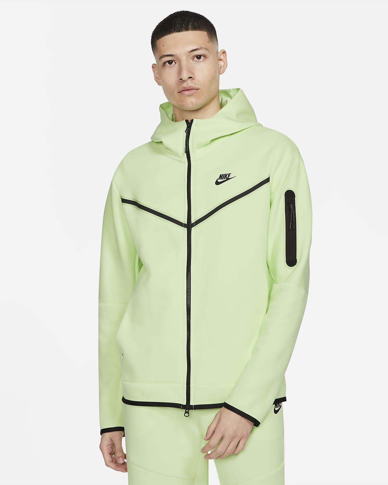 Nike Sportswear Tech Fleece Sudadera con capucha con cremallera completa - Hombre
