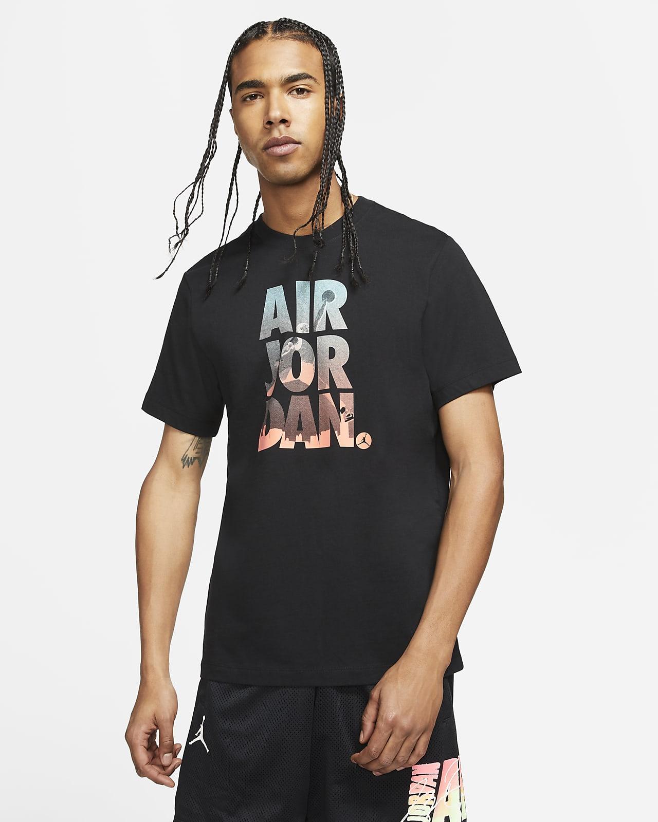 Jordan Jumpman Classics Men's Short-Sleeve Graphic T-Shirt