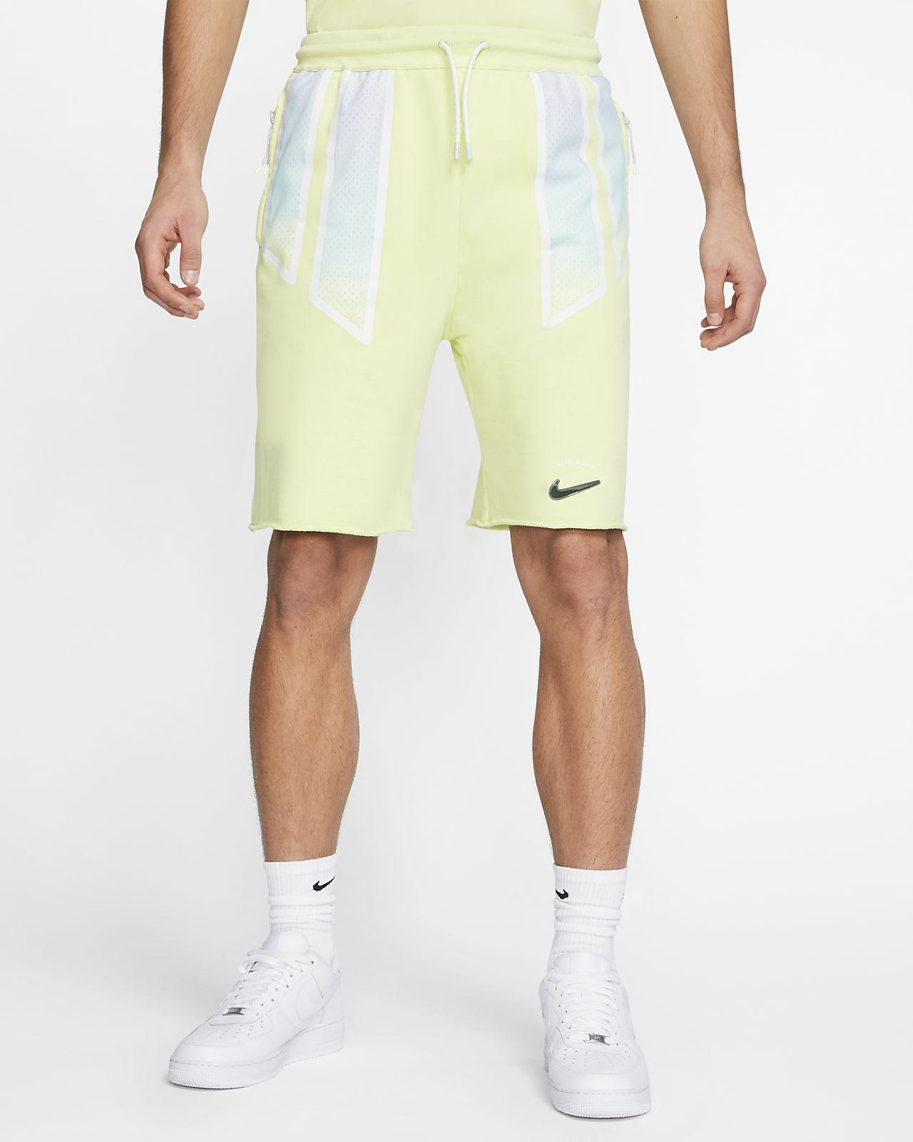 Nike x Pigalle 男款 Fleece 短褲