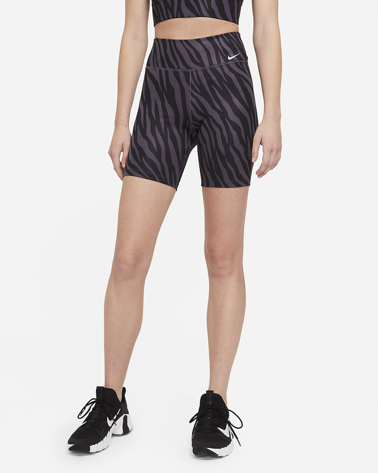 "Nike One Women's 7"" Printed Shorts"