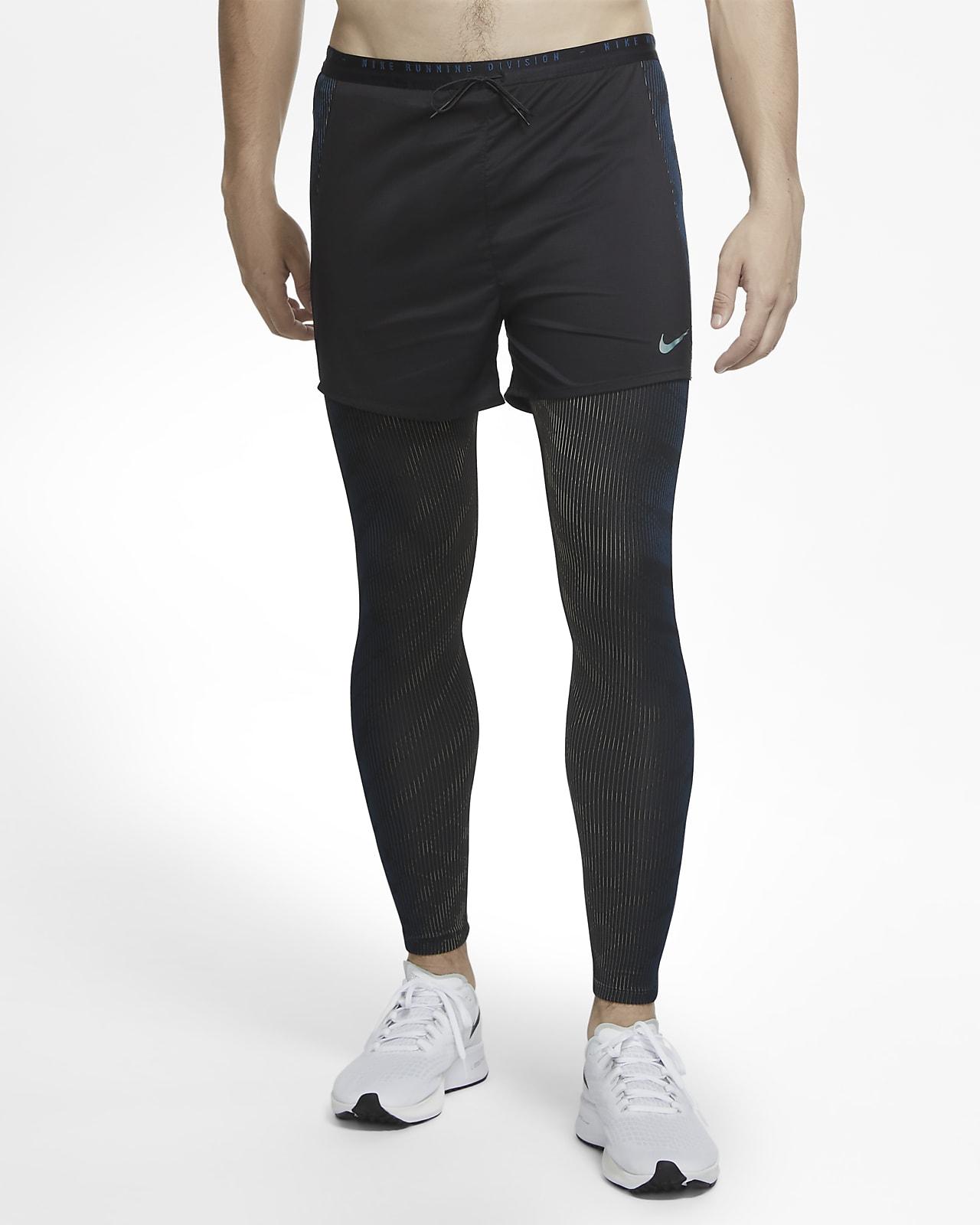 Nike Run Division–hybrid løbetights til mænd