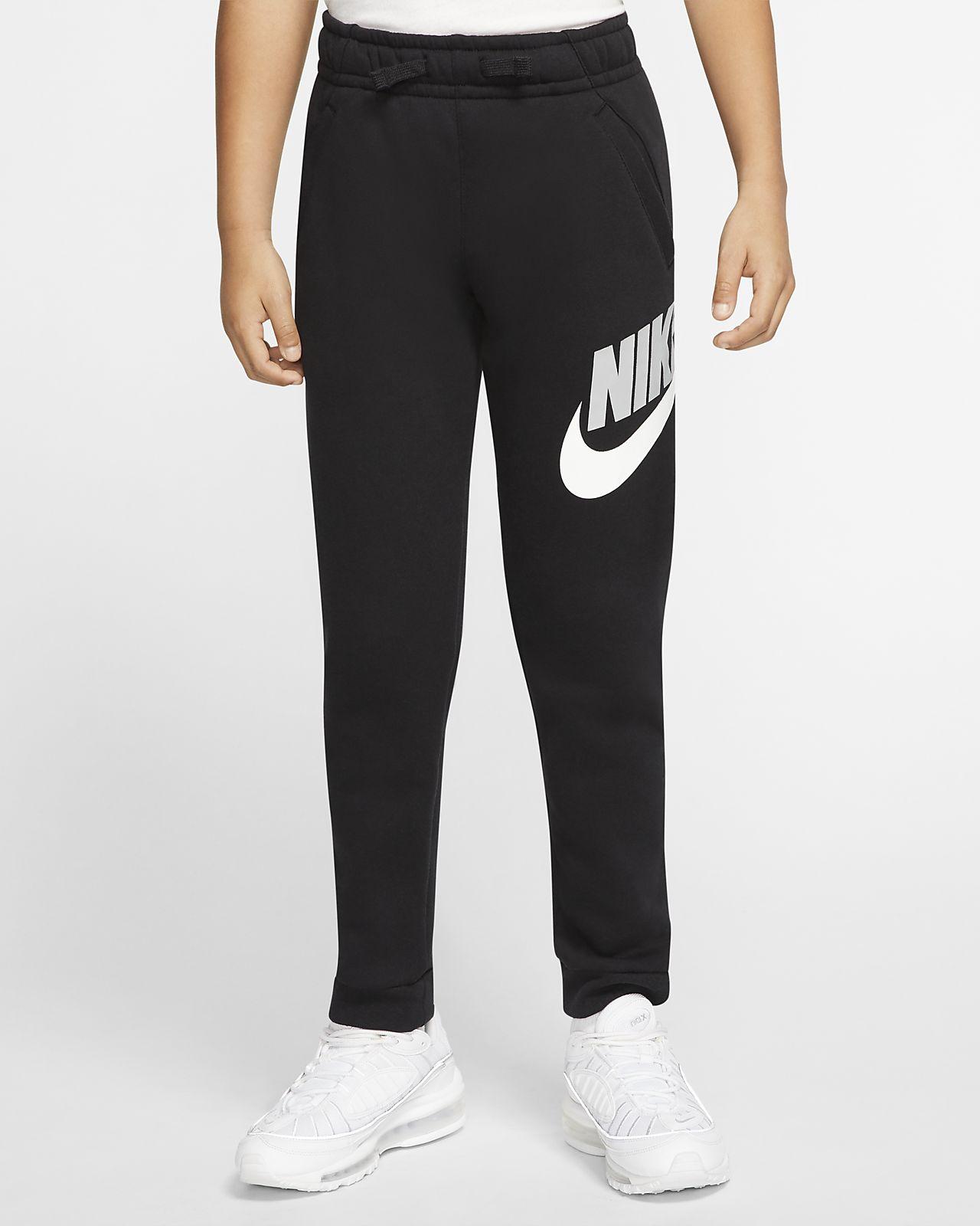 Nike Sportswear Club Fleece 大童(男孩)长裤