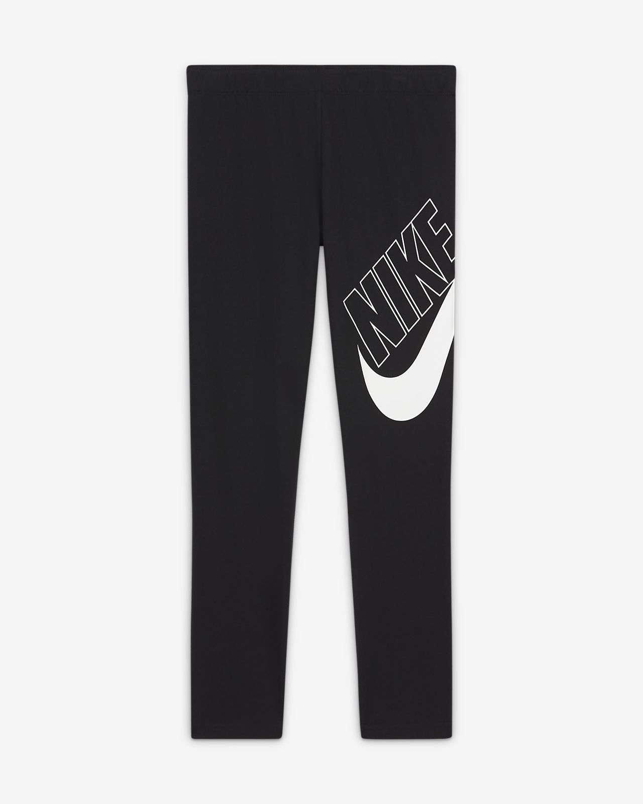 Nike Sportswear Favourites Older Kids' (Girls') Graphic Leggings