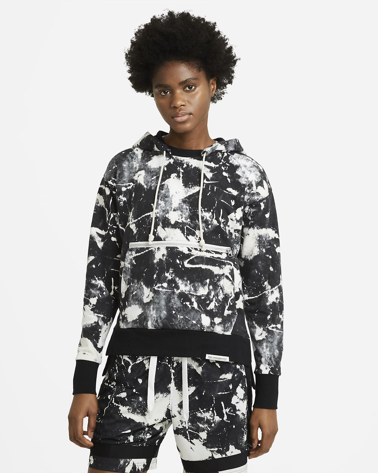 Nike Standard Issue Damen-Basketball-Hoodie