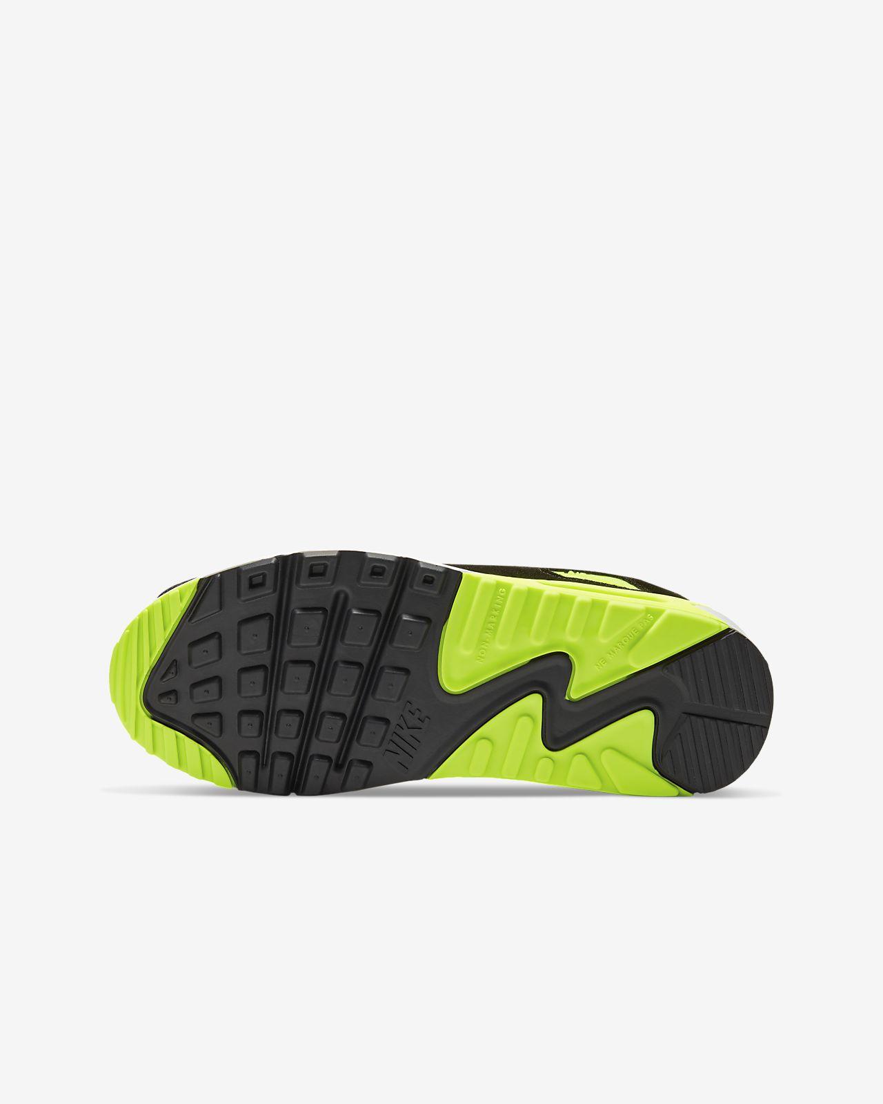 nike free flyknit, Kids Nike Air Max 90 White Black,green