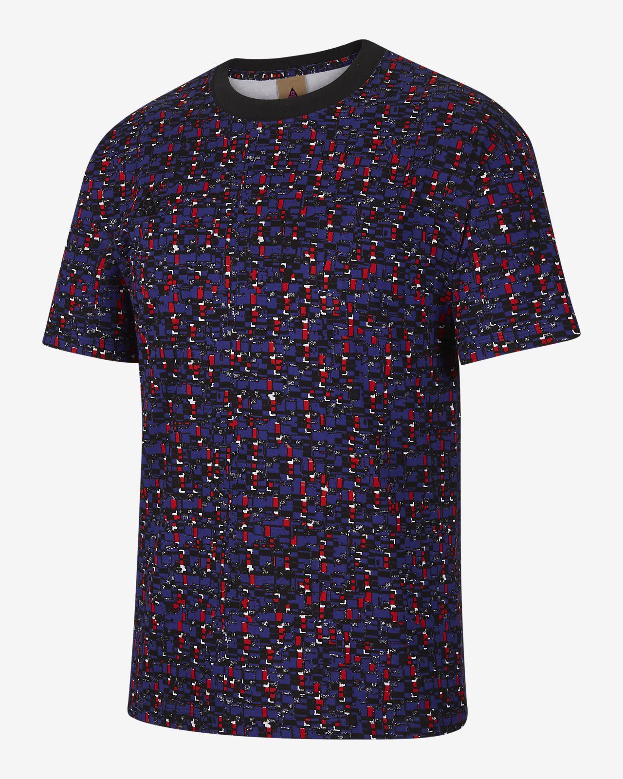ナイキ ACG メンズ プリンテッド ショートスリーブ Tシャツ
