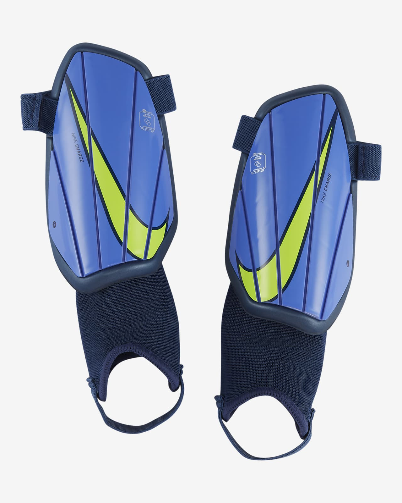 Protège-tibias de football Nike Charge pour Enfant