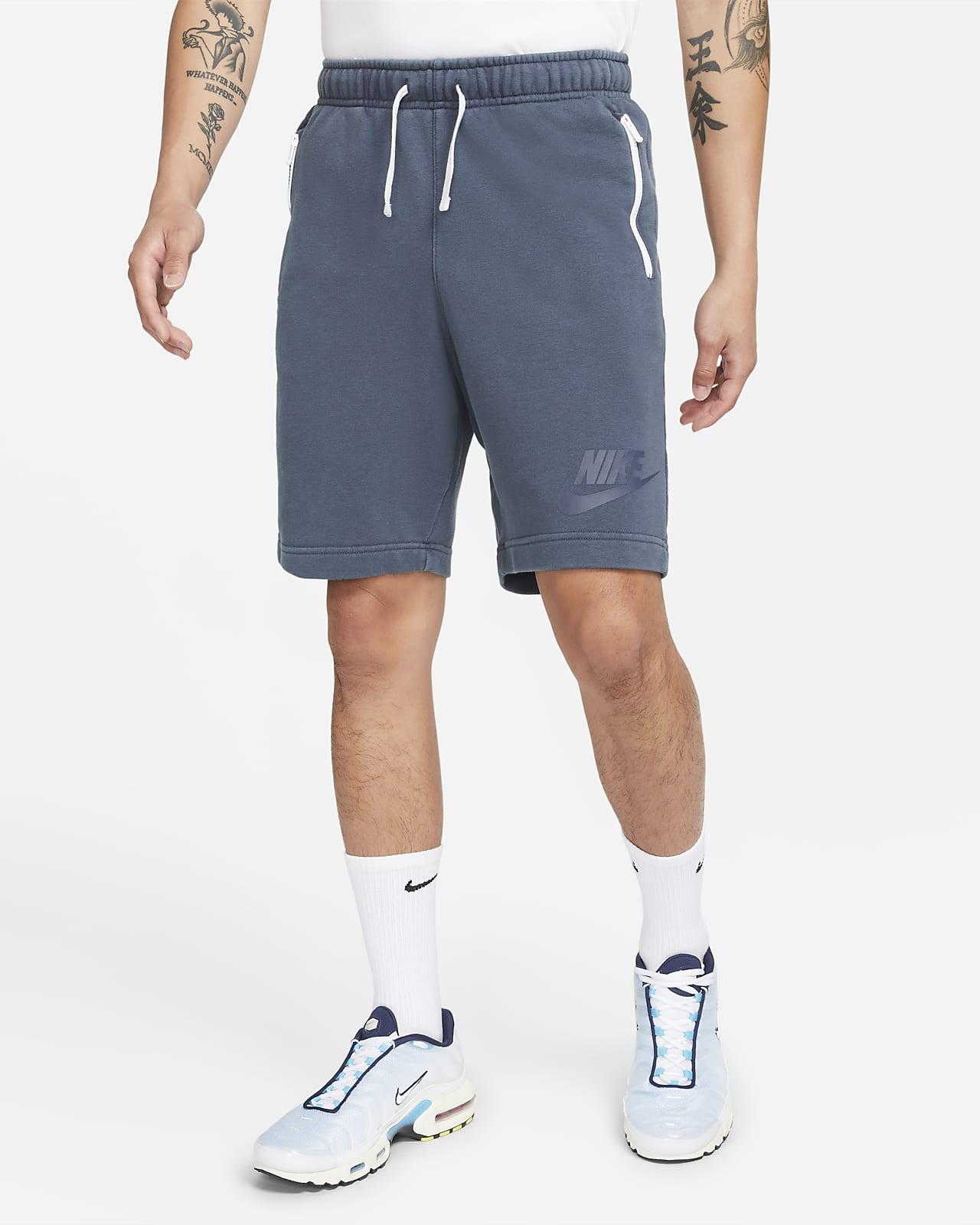 ナイキ スポーツウェア エッセンシャル+ メンズ フレンチ テリー ショートパンツ