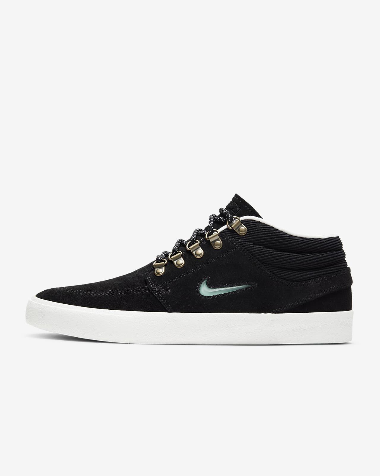 Nike SB Zoom Stefan Janoski Mid Premium Skate Shoe