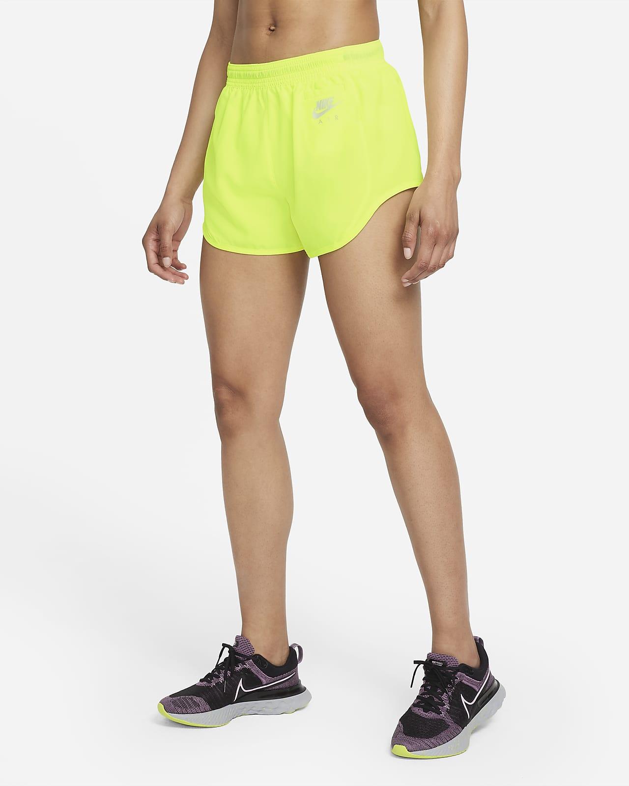 Short de running avec sous-short intégré Nike Air Dri-FIT pour Femme