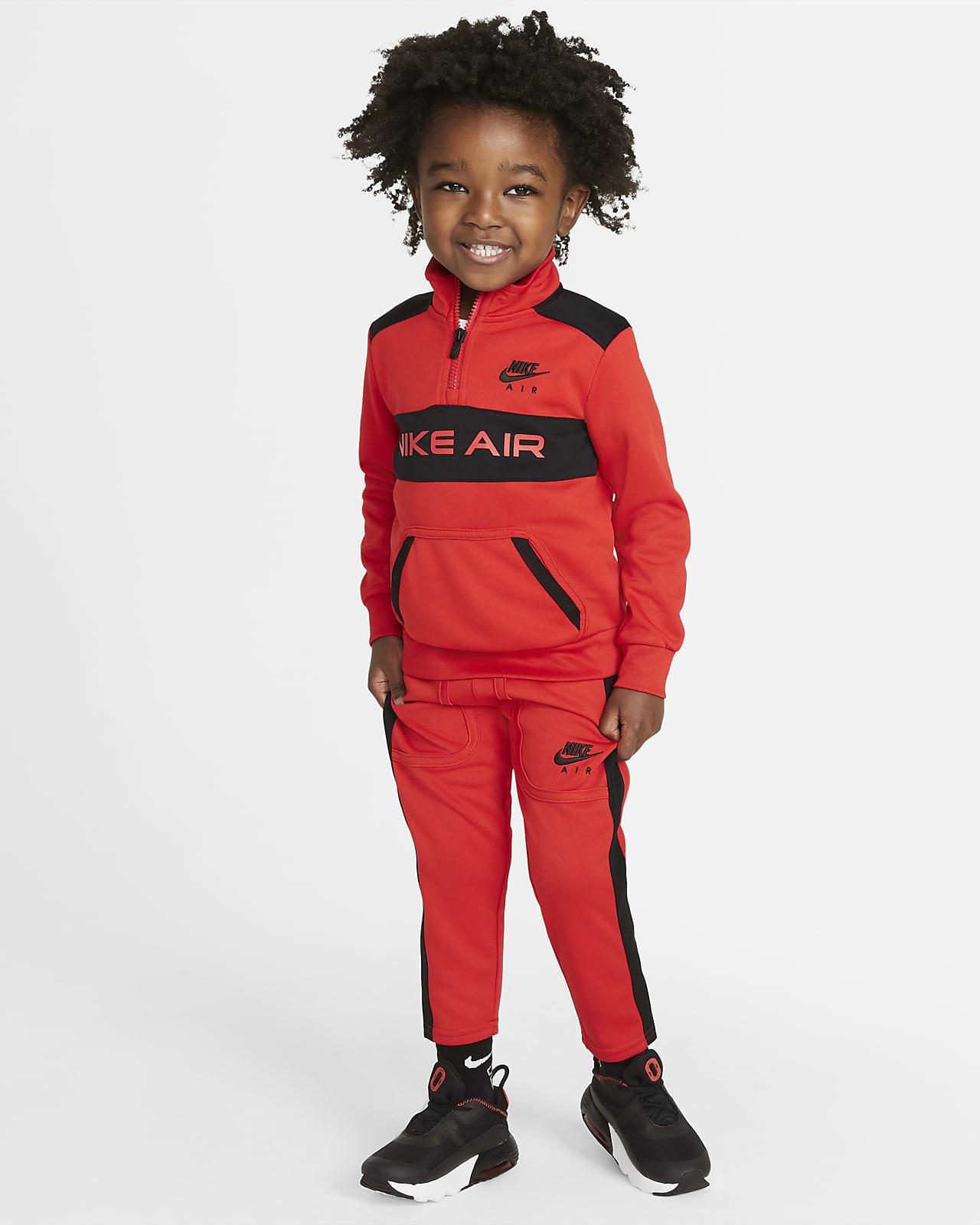 Completo maglia e pantaloni jogger Nike Air - Bimbi piccoli