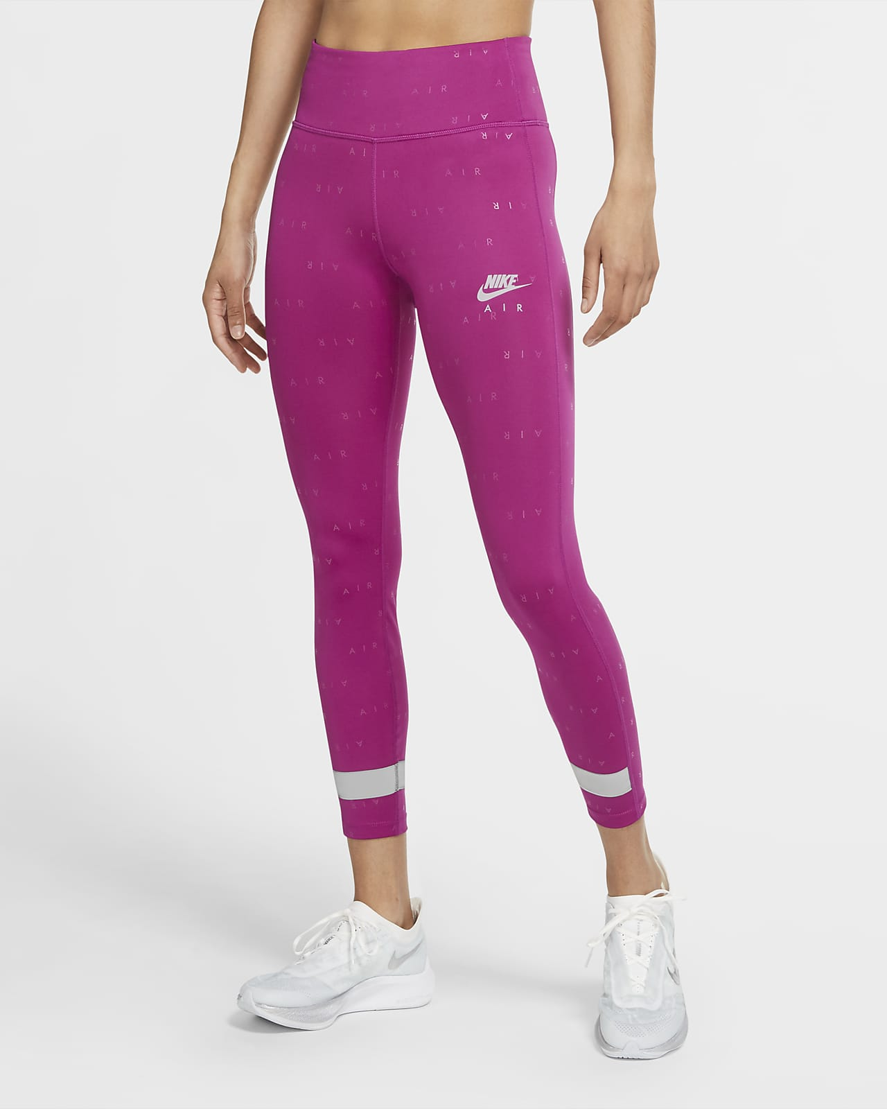 Nike Air-7/8-løbetights til kvinder