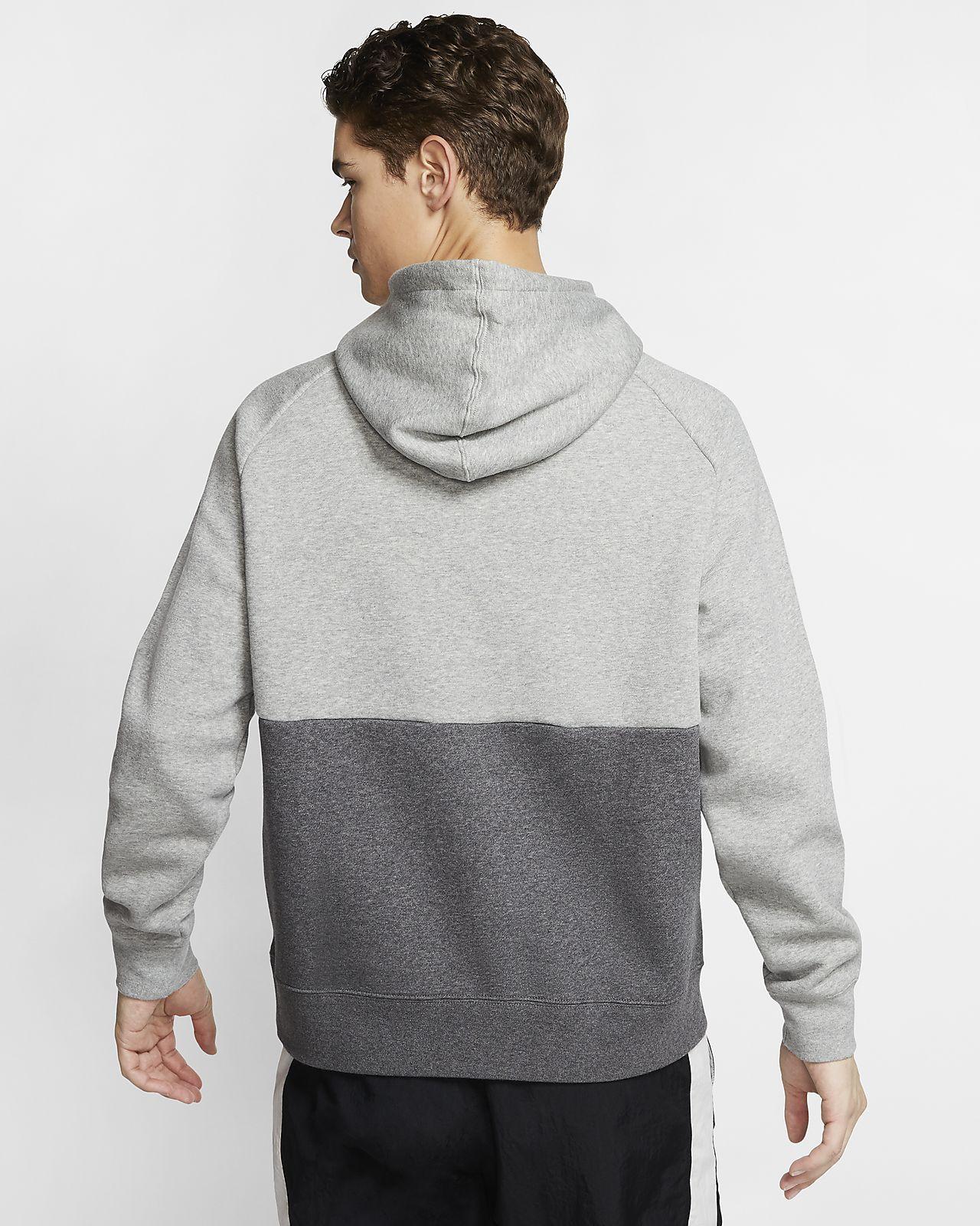 Nike Air sweatshirt hættetrøje i fleece til mænd