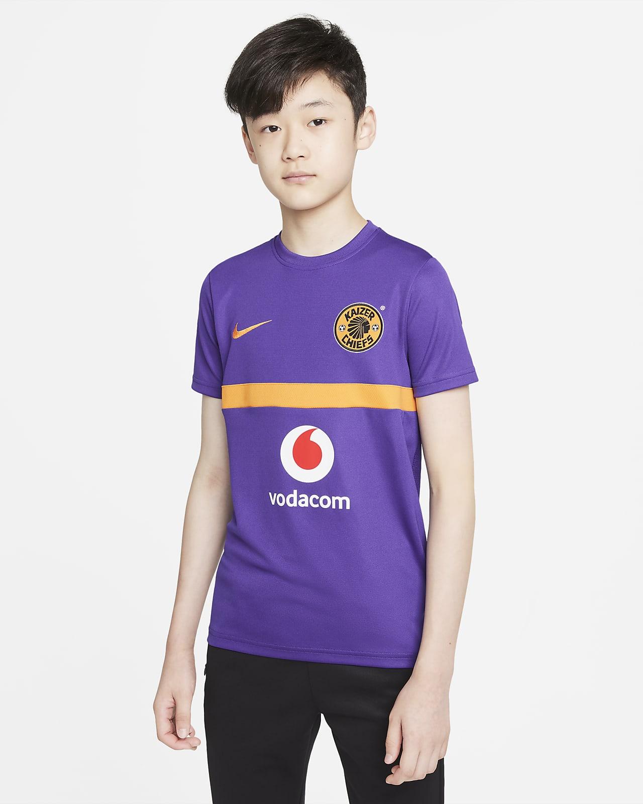 Kaizer Chiefs F.C. Academy Pro Older Kids' Nike Dri-FIT Football Top