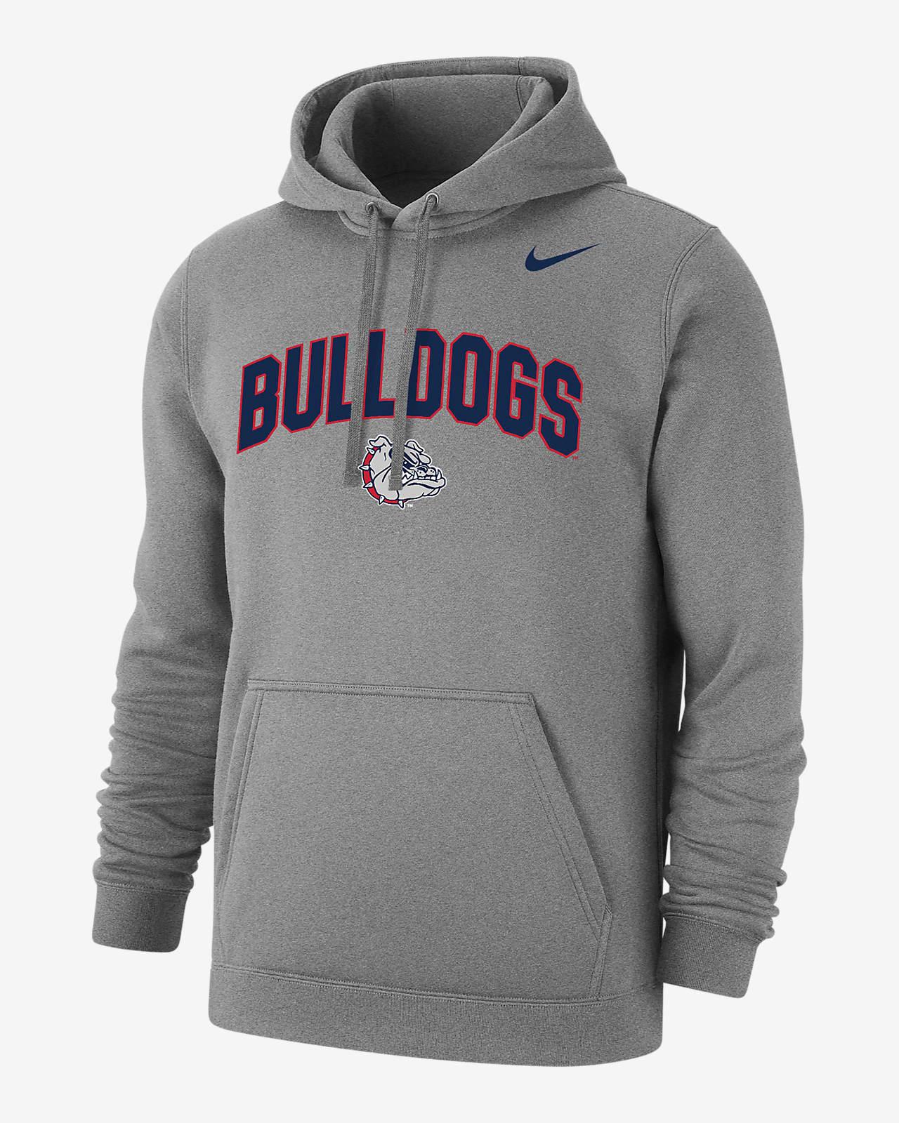 Nike College Club Fleece (Gonzaga) Men's Hoodie