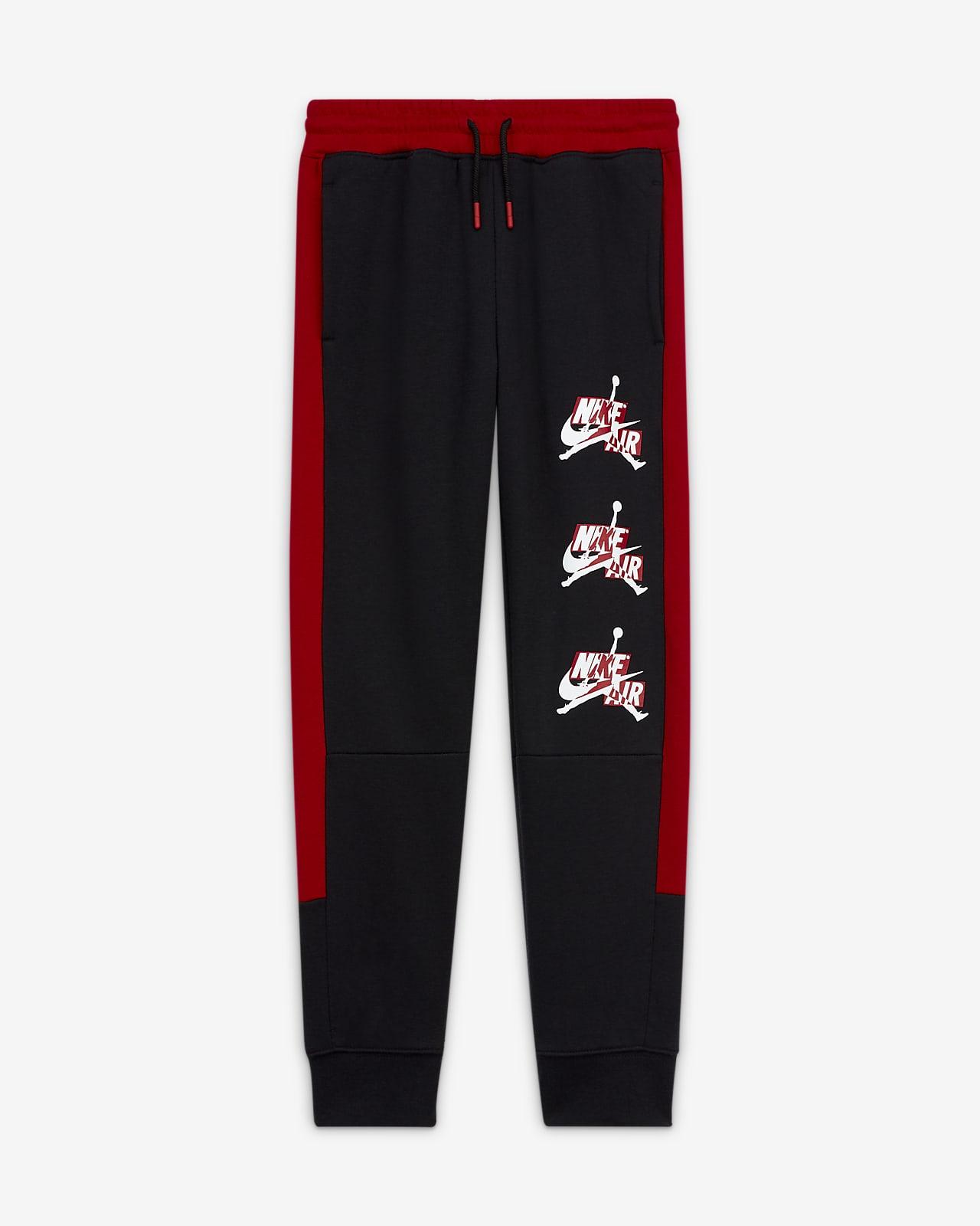 Kalhoty Jordan pro větší děti (chlapce)