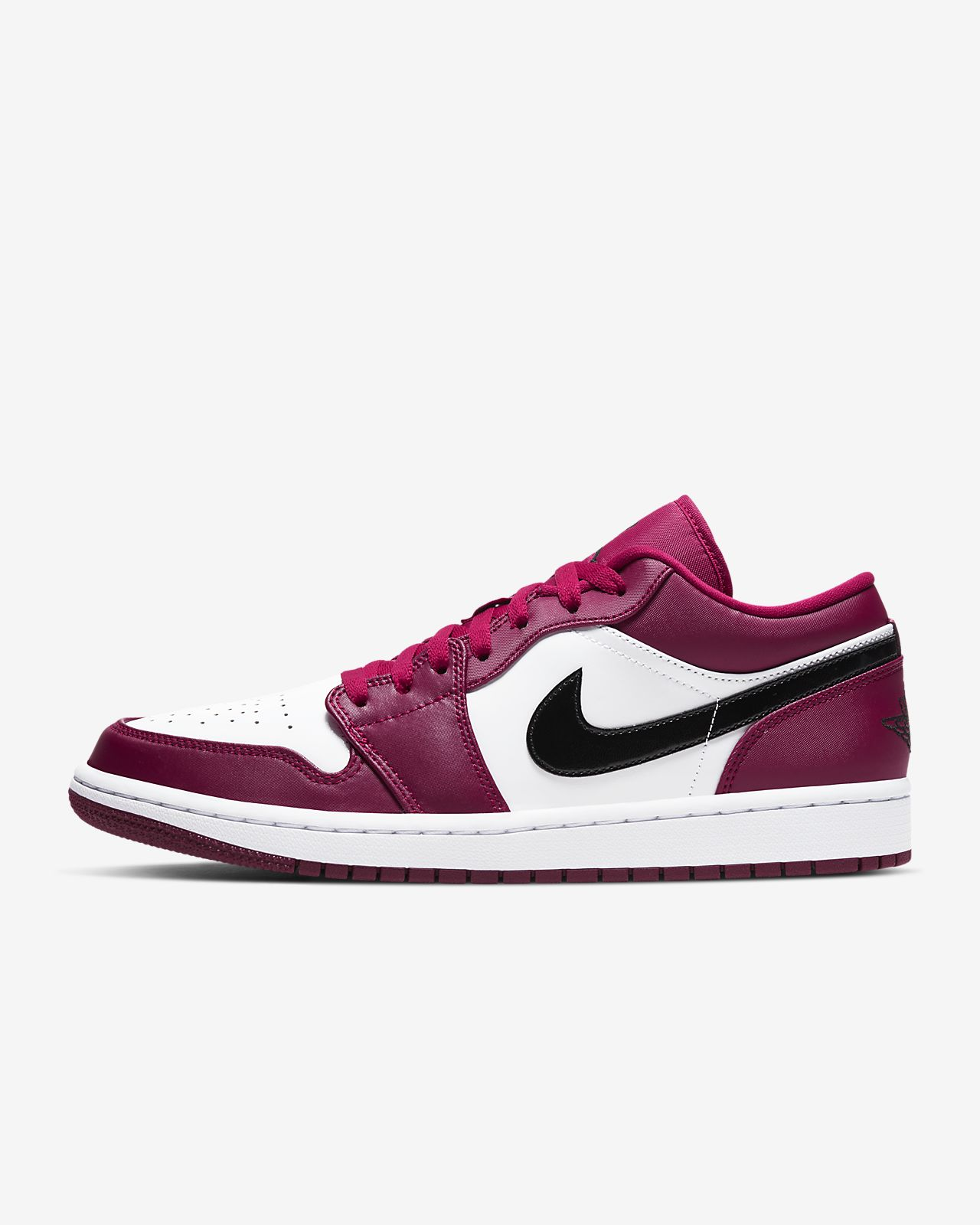 nike air jordan 1 low rouge