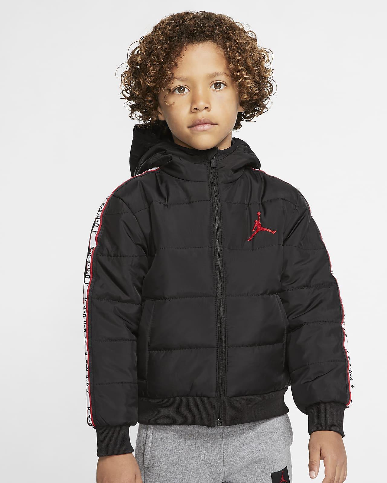 Jordan Jumpman Younger Kids' Taped Puffer Jacket